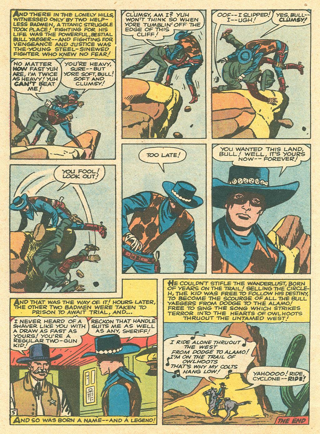 Read online Two-Gun Kid comic -  Issue #101 - 30