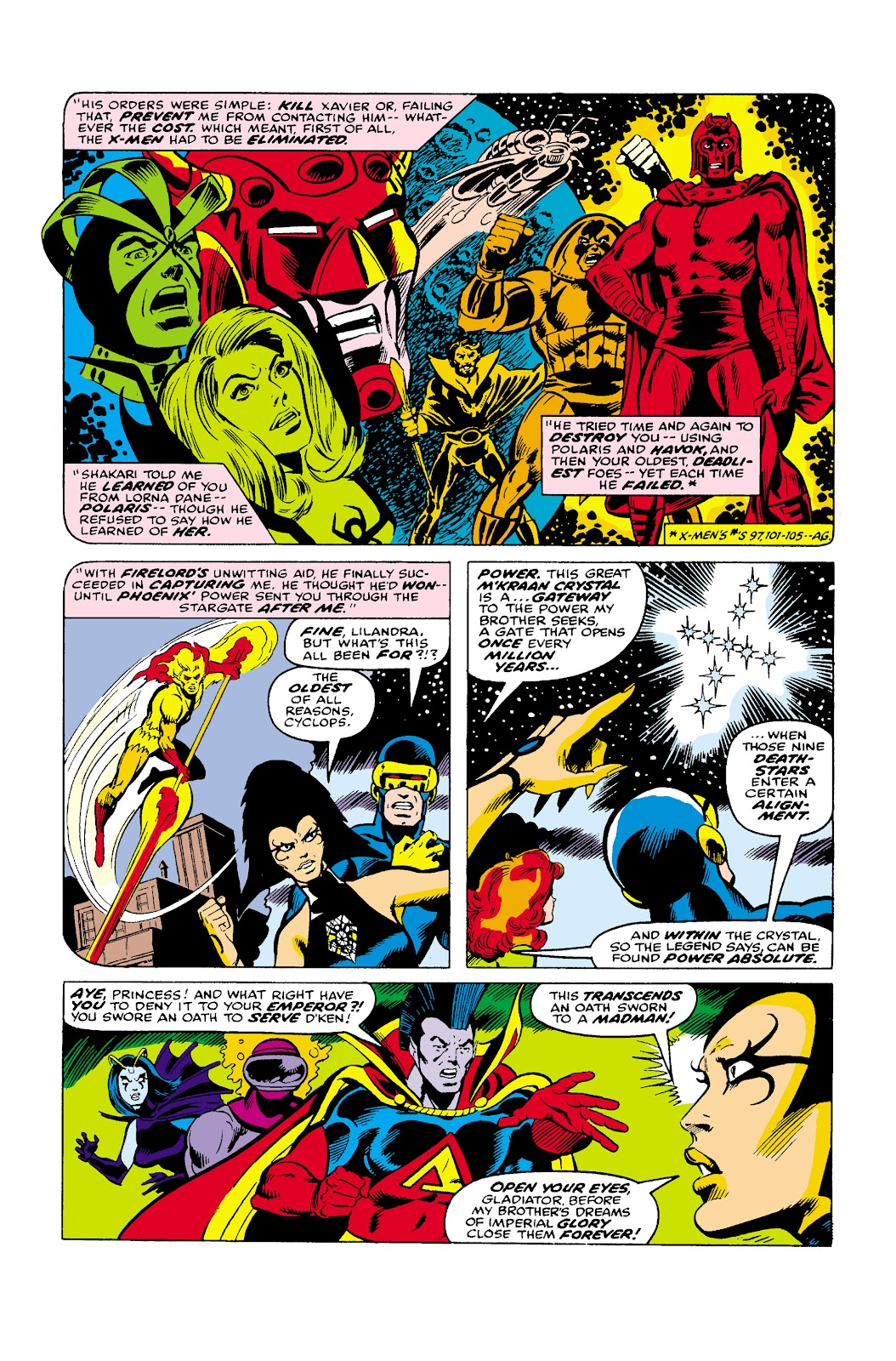 Uncanny X-Men (1963) issue 107 - Page 12