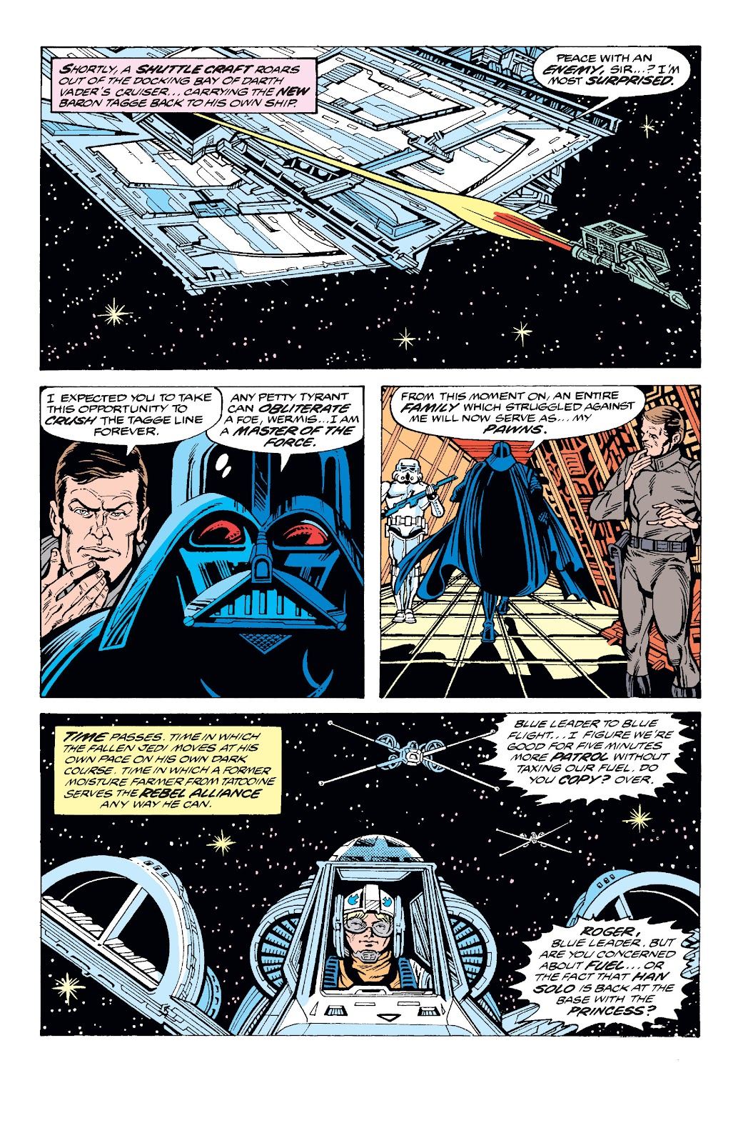 Read online Star Wars Legends: The Original Marvel Years - Epic Collection comic -  Issue # TPB 2 (Part 3) - 46