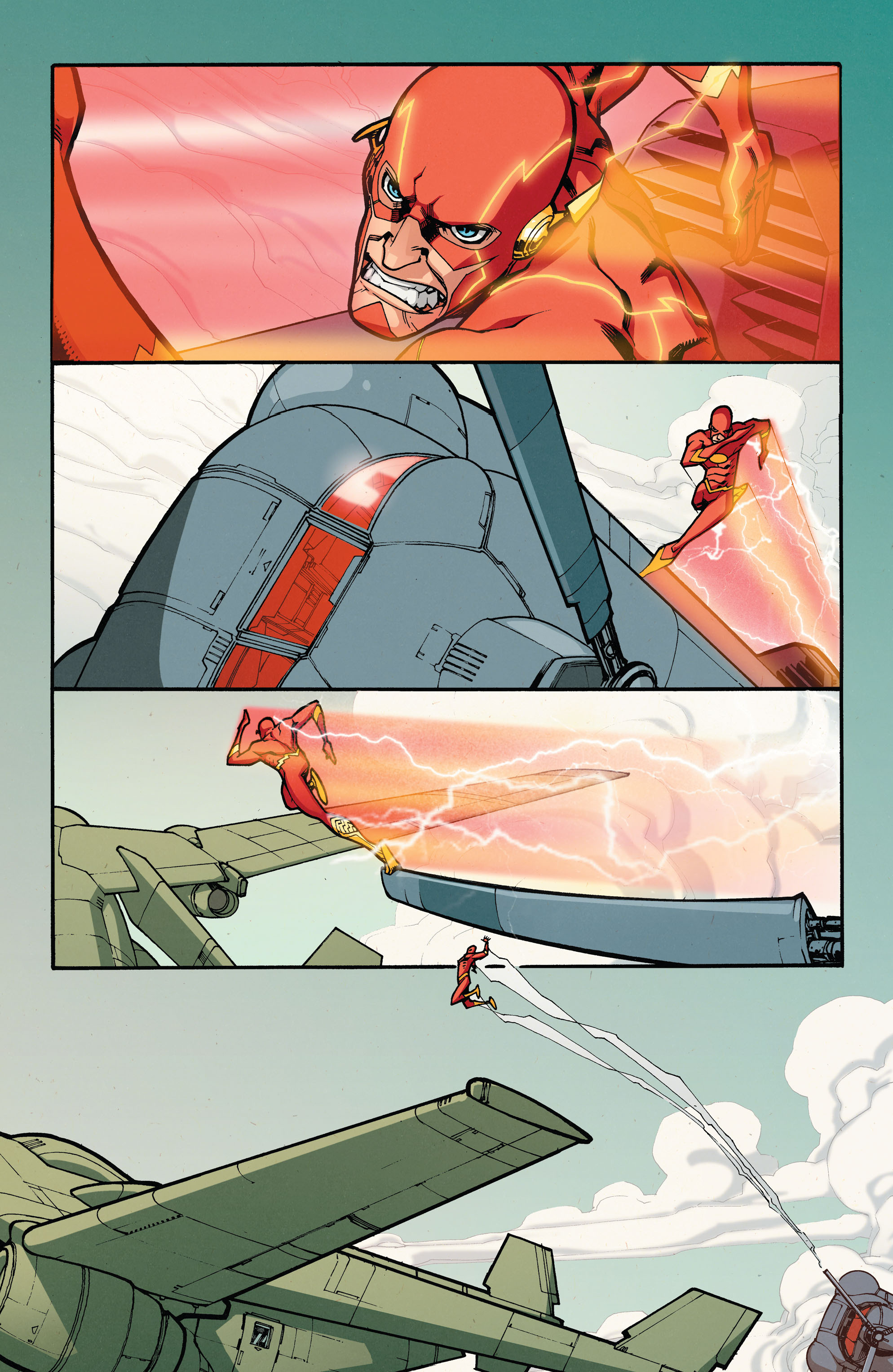 Read online The Flash (2011) comic -  Issue # _TPB 5 - 55