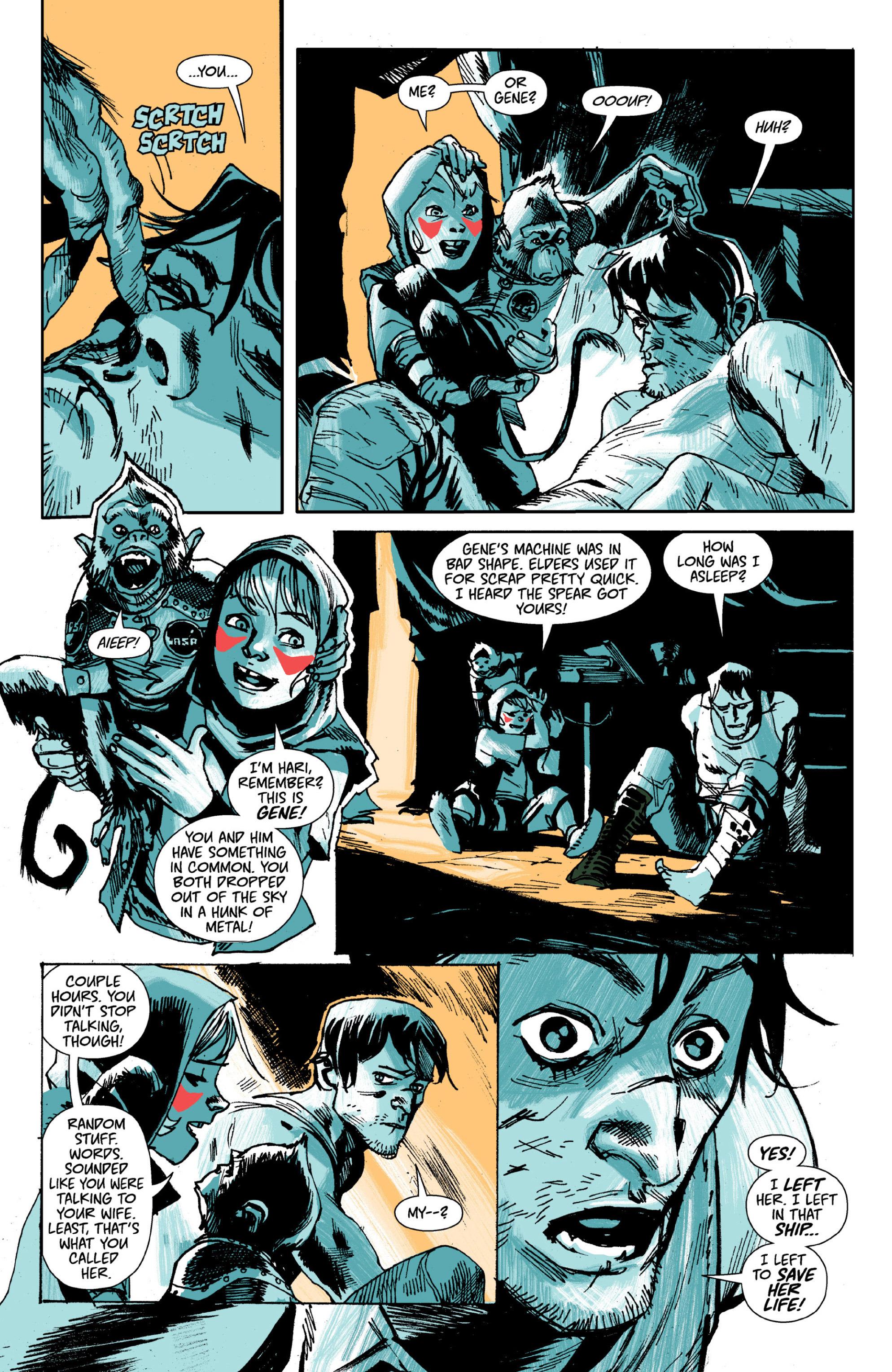 Read online Ei8ht comic -  Issue # TPB - 40