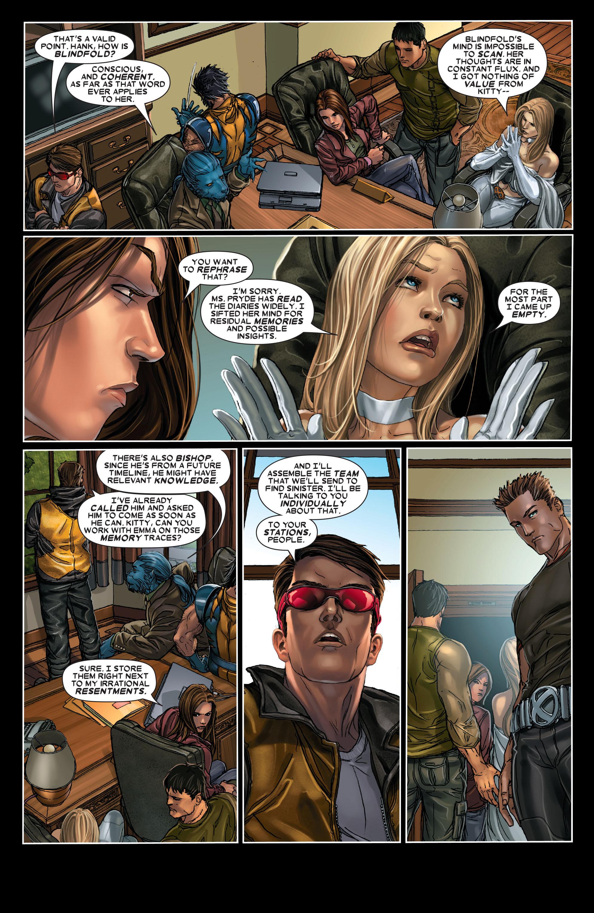 X-Men (1991) 204 Page 9