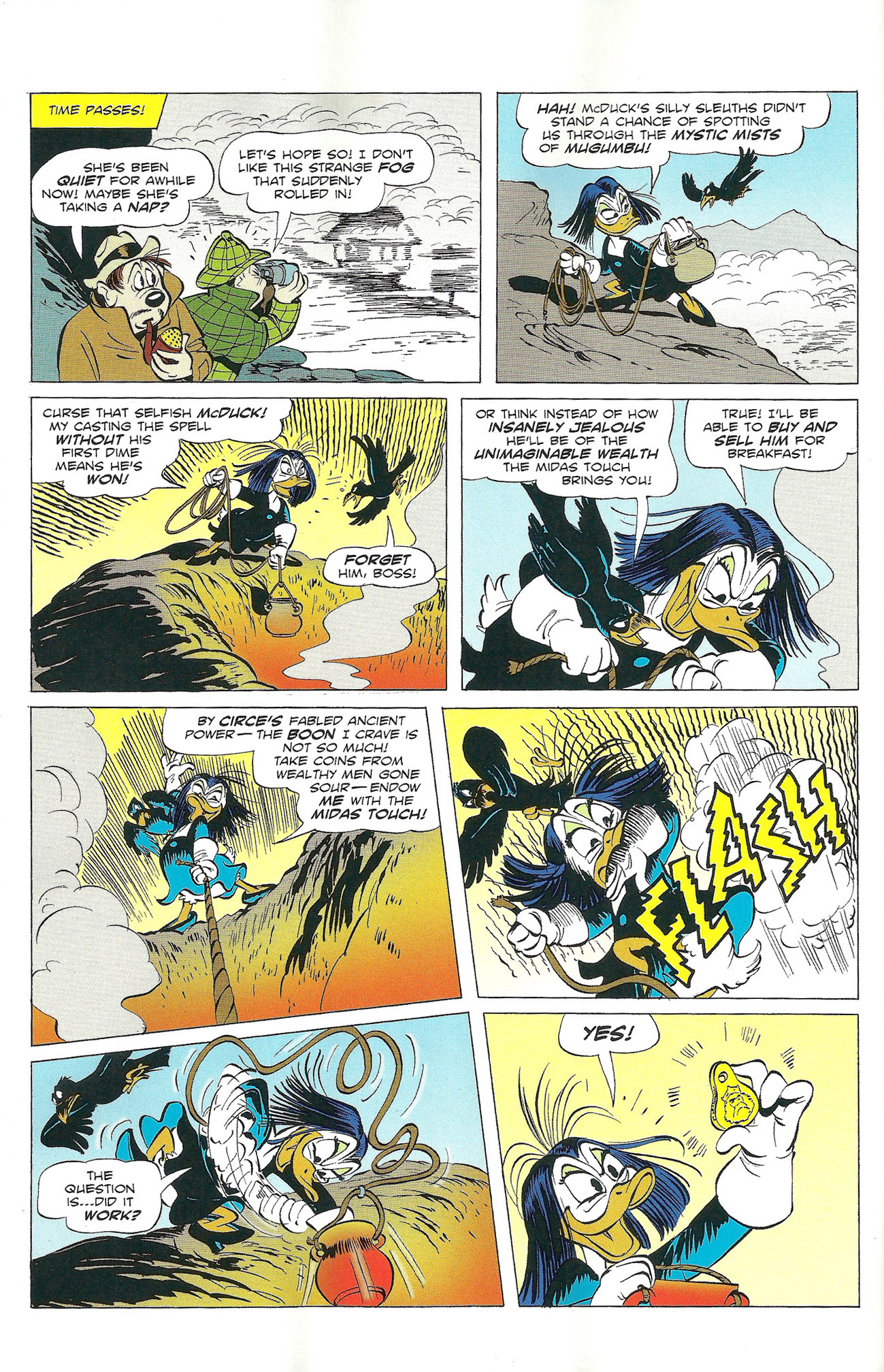 Read online Uncle Scrooge (1953) comic -  Issue #400 - 26