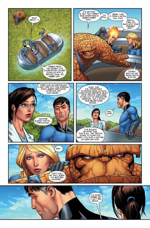 Read online Fantastic Four: Season One comic -  Issue # TPB - 29