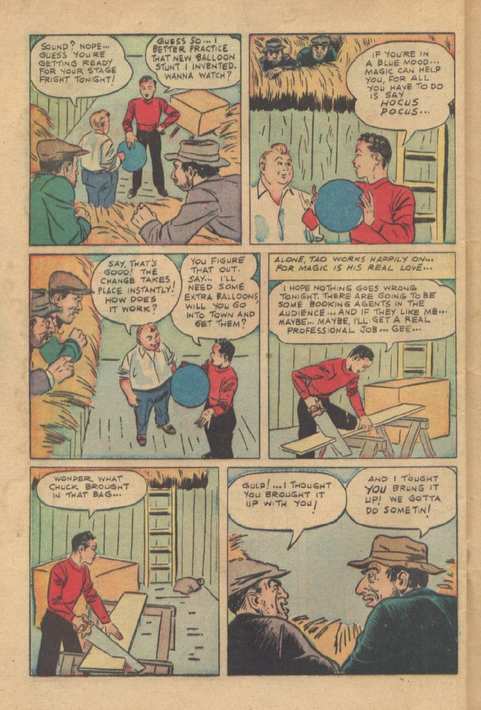 Super-Magician Comics issue 53 - Page 44