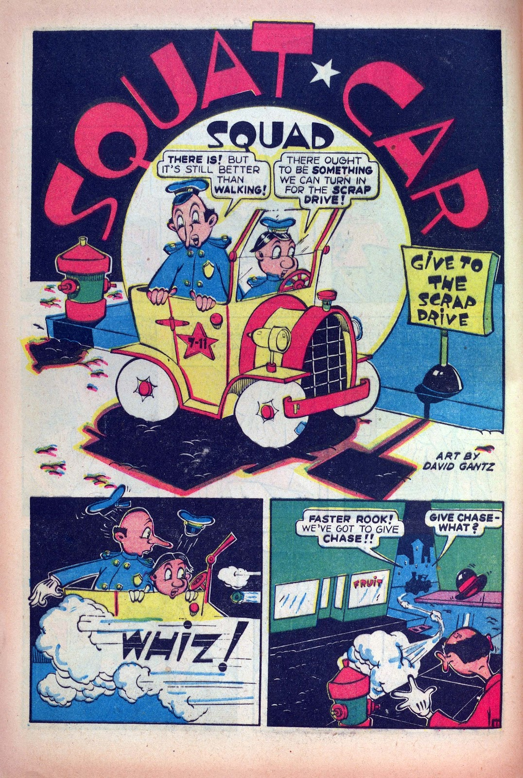 Read online Joker Comics comic -  Issue #9 - 14