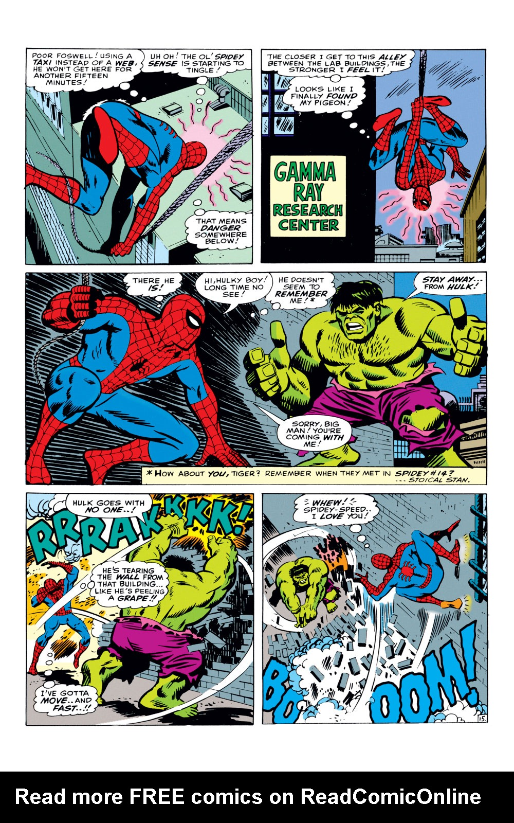 The Amazing Spider-Man (1963) _Annual_3 Page 15