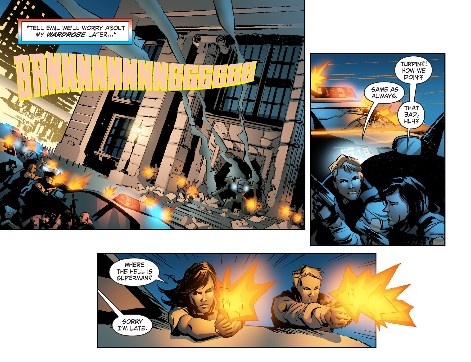 Read online Smallville: Lantern [I] comic -  Issue #2 - 17