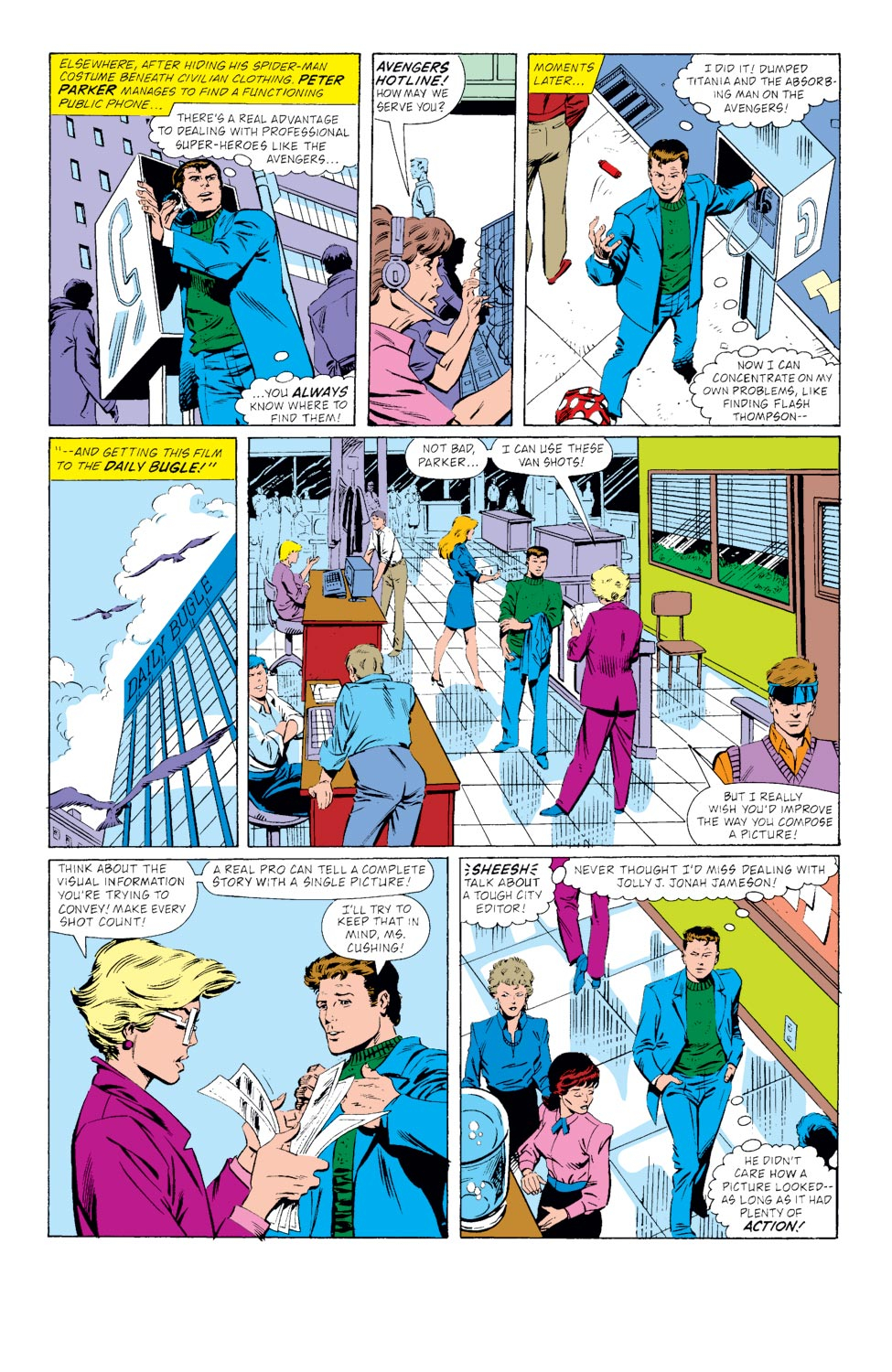 The Amazing Spider-Man (1963) 283 Page 9
