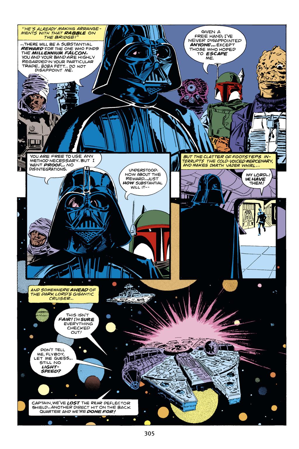 Read online Star Wars Omnibus comic -  Issue # Vol. 14 - 303