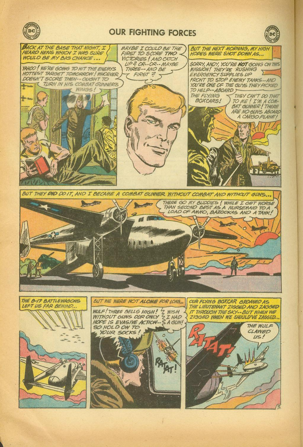 Our Fighting Forces (1954) issue 65 - Page 20