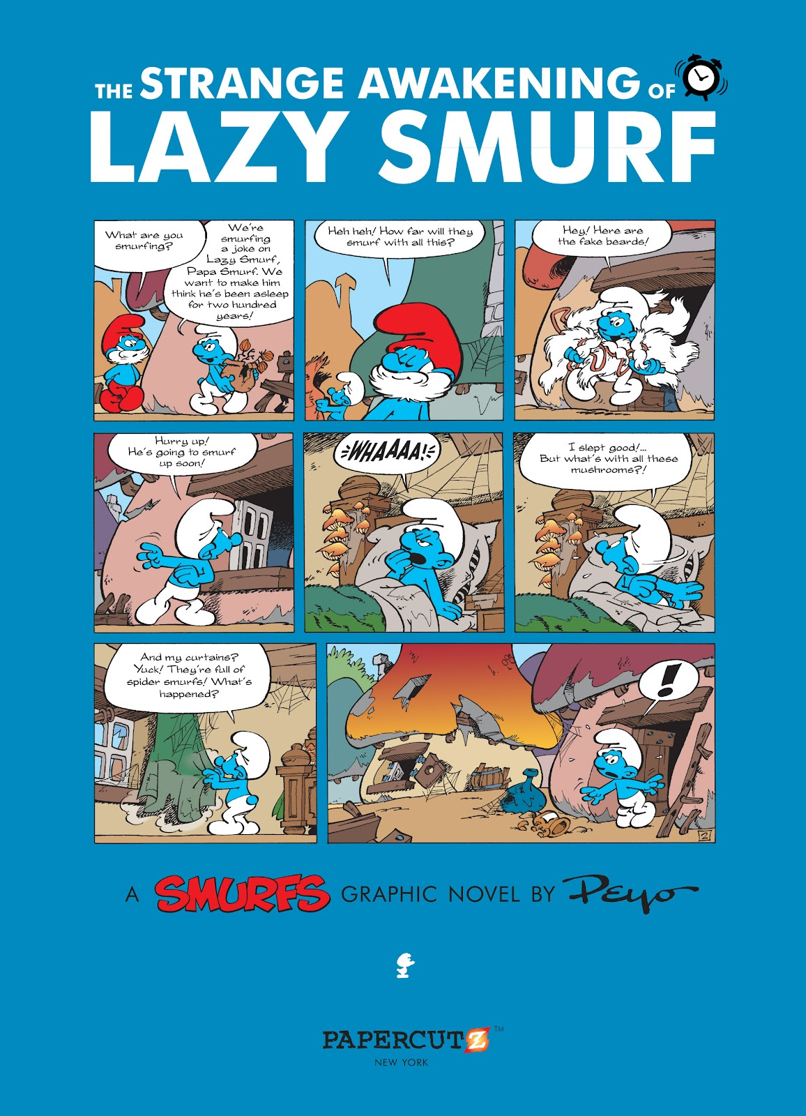 Read online The Smurfs comic -  Issue #17 - 3