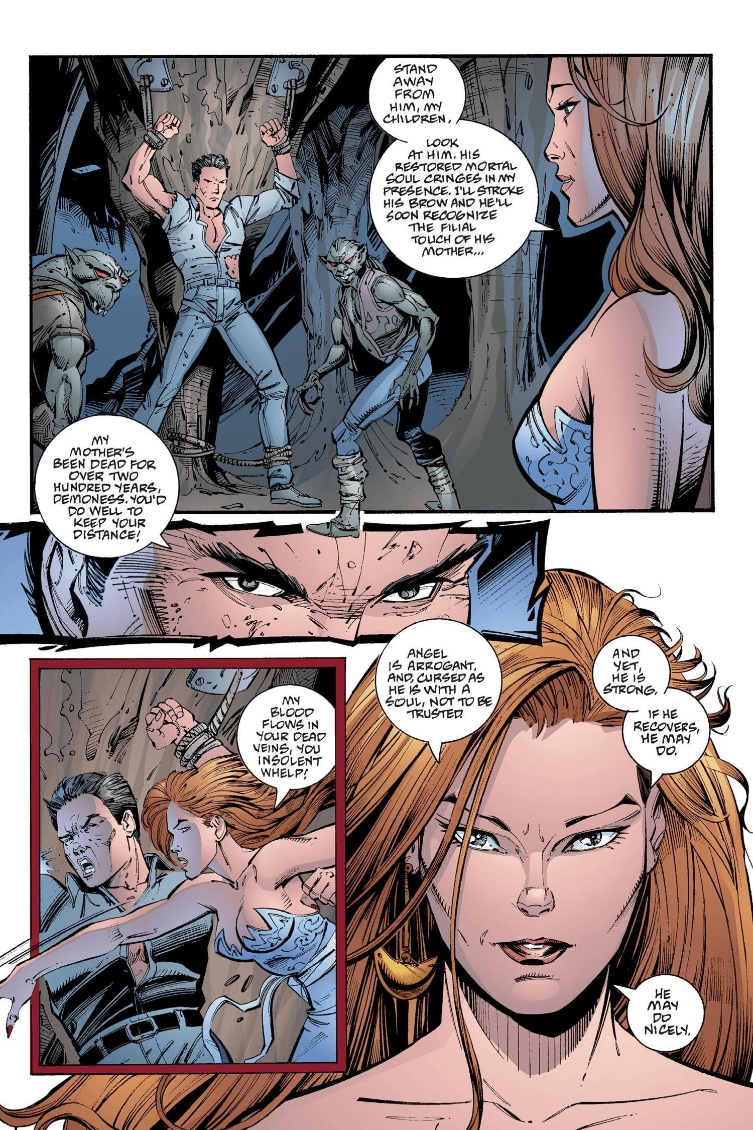 Read online Buffy the Vampire Slayer: Omnibus comic -  Issue # TPB 2 - 264