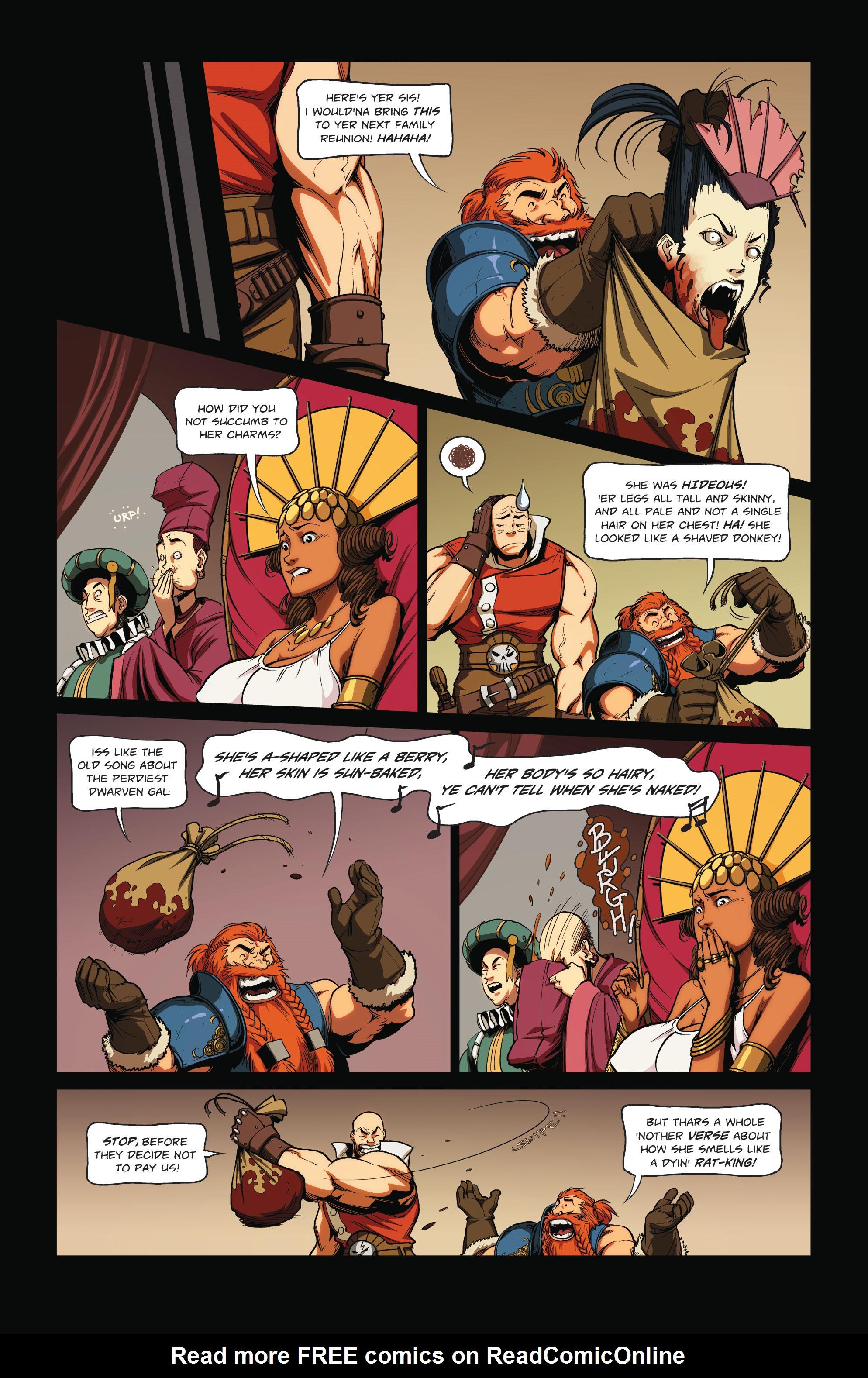 Read online Skullkickers comic -  Issue #12 - 25