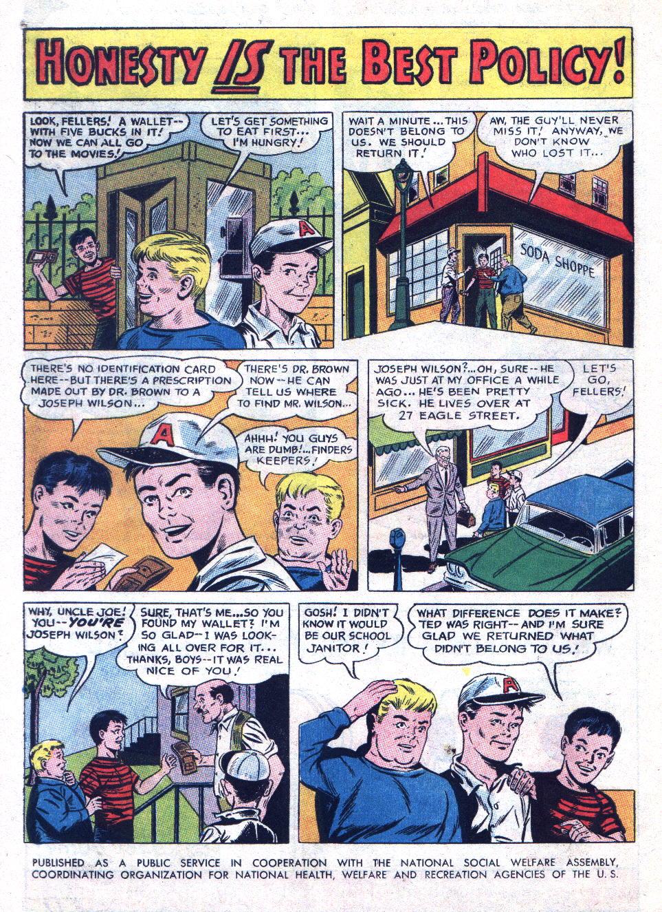 Read online Sea Devils comic -  Issue #20 - 22