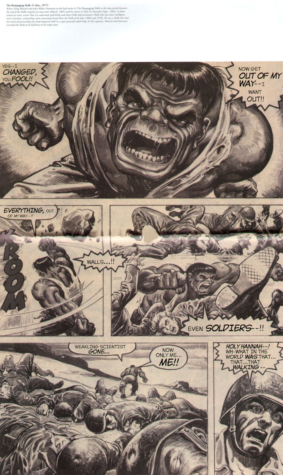 Read online Marvel Chronicle comic -  Issue # TPB (Part 2) - 72