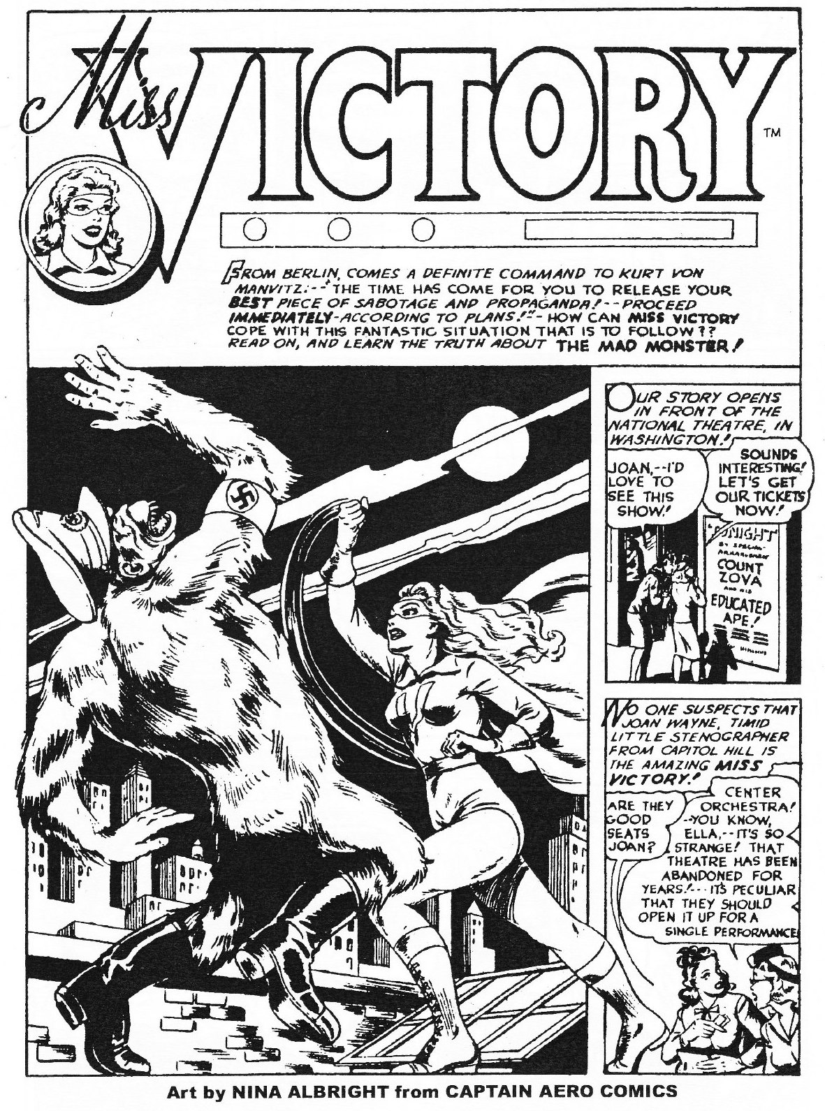 Read online Men of Mystery Comics comic -  Issue #82 - 20