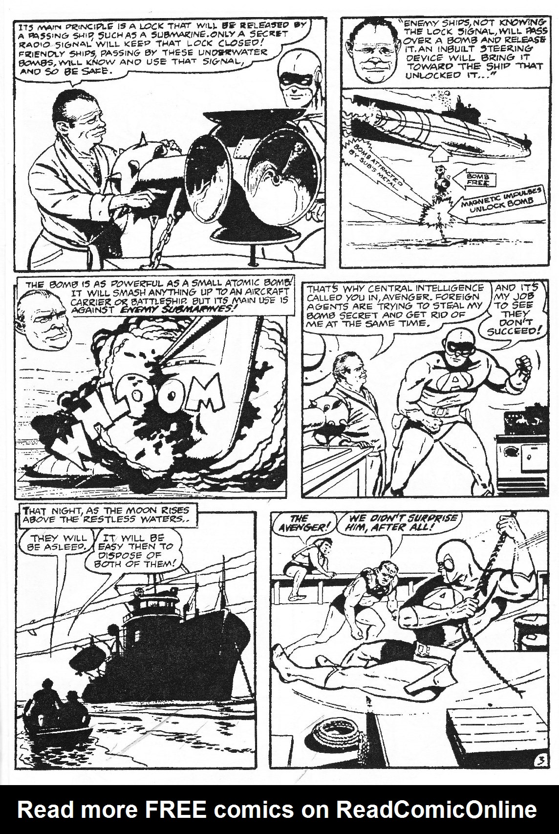 Read online Men of Mystery Comics comic -  Issue #62 - 17