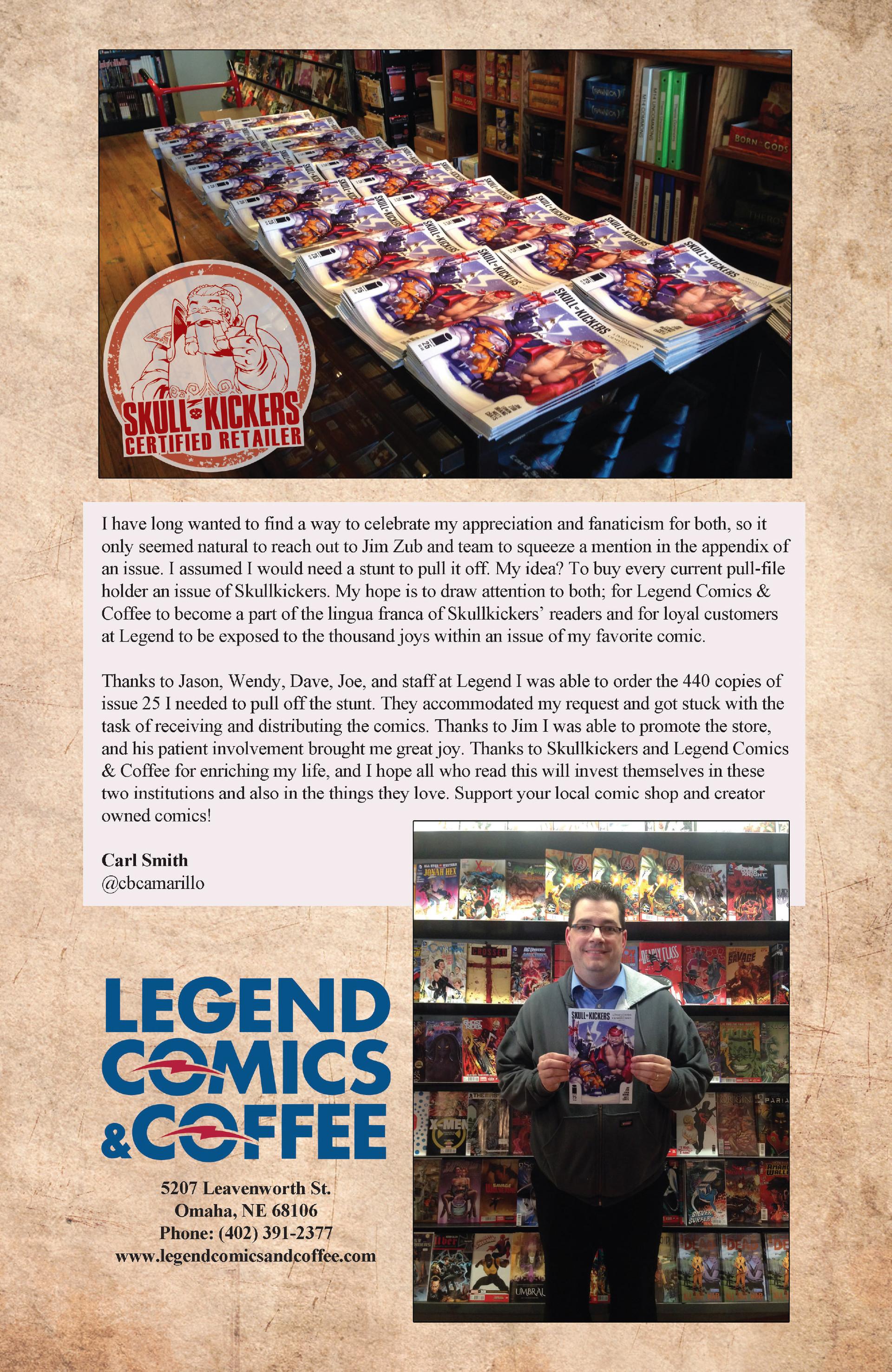 Read online Skullkickers comic -  Issue #26 - 24