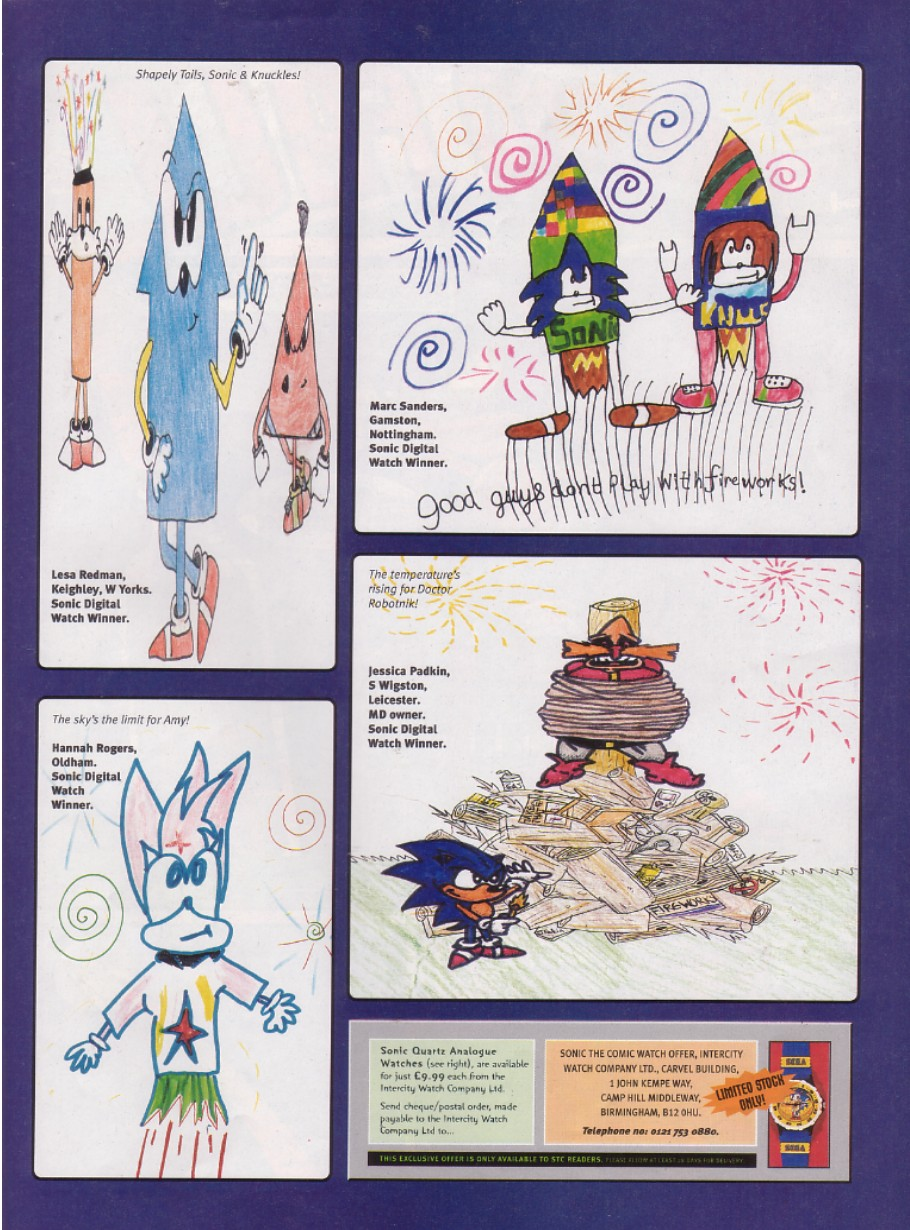 Read online Sonic the Comic comic -  Issue #142 - 15