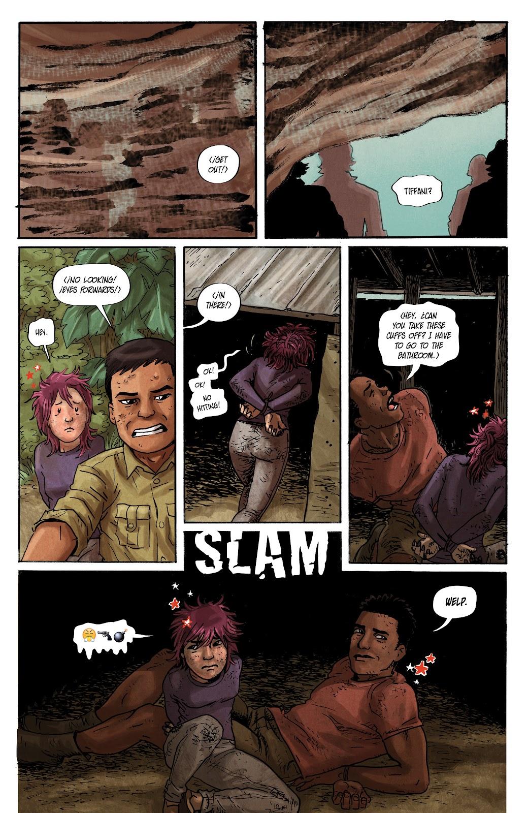 No Mercy Issue #7 #7 - English 17