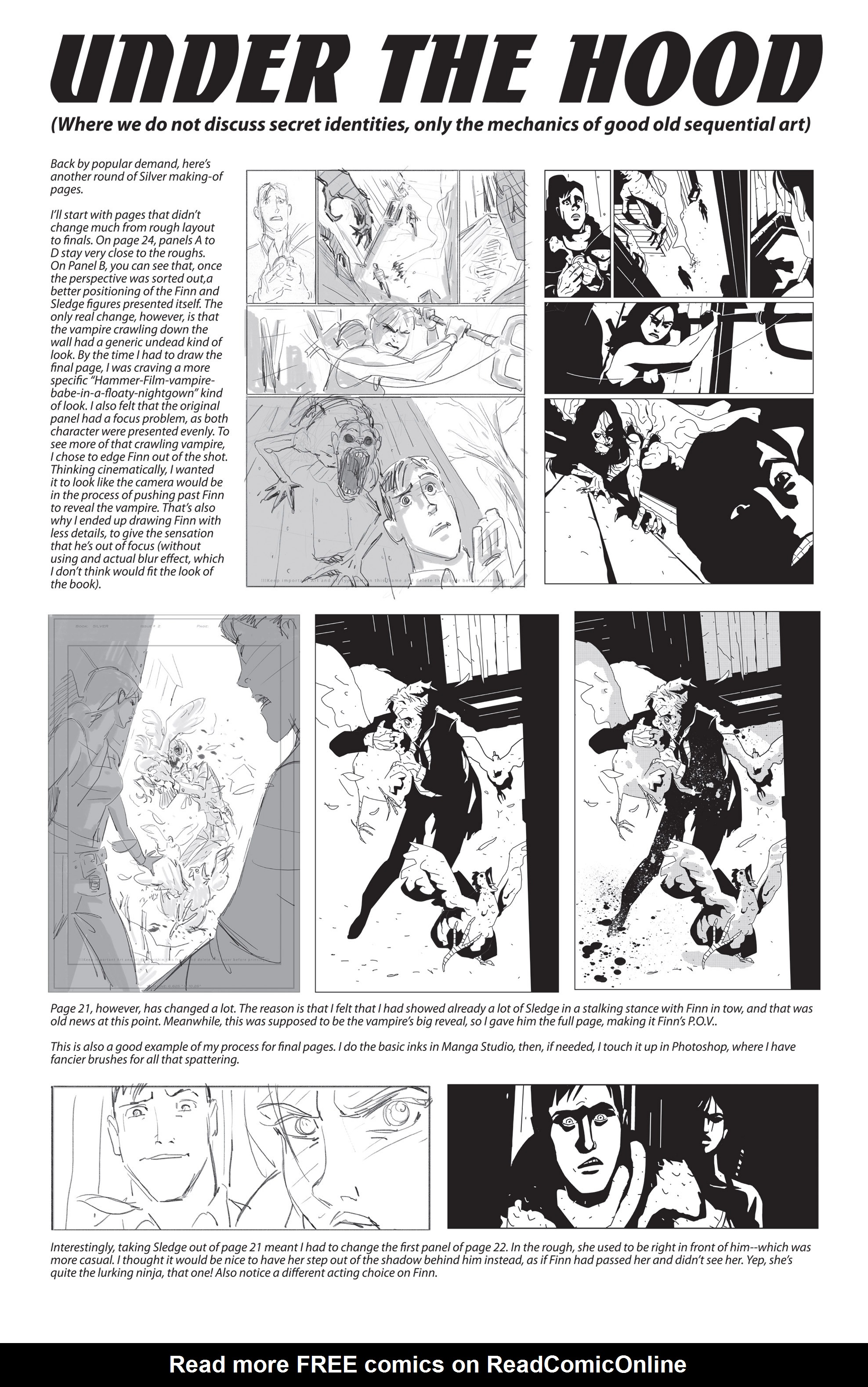 Read online Silver comic -  Issue #2 - 32