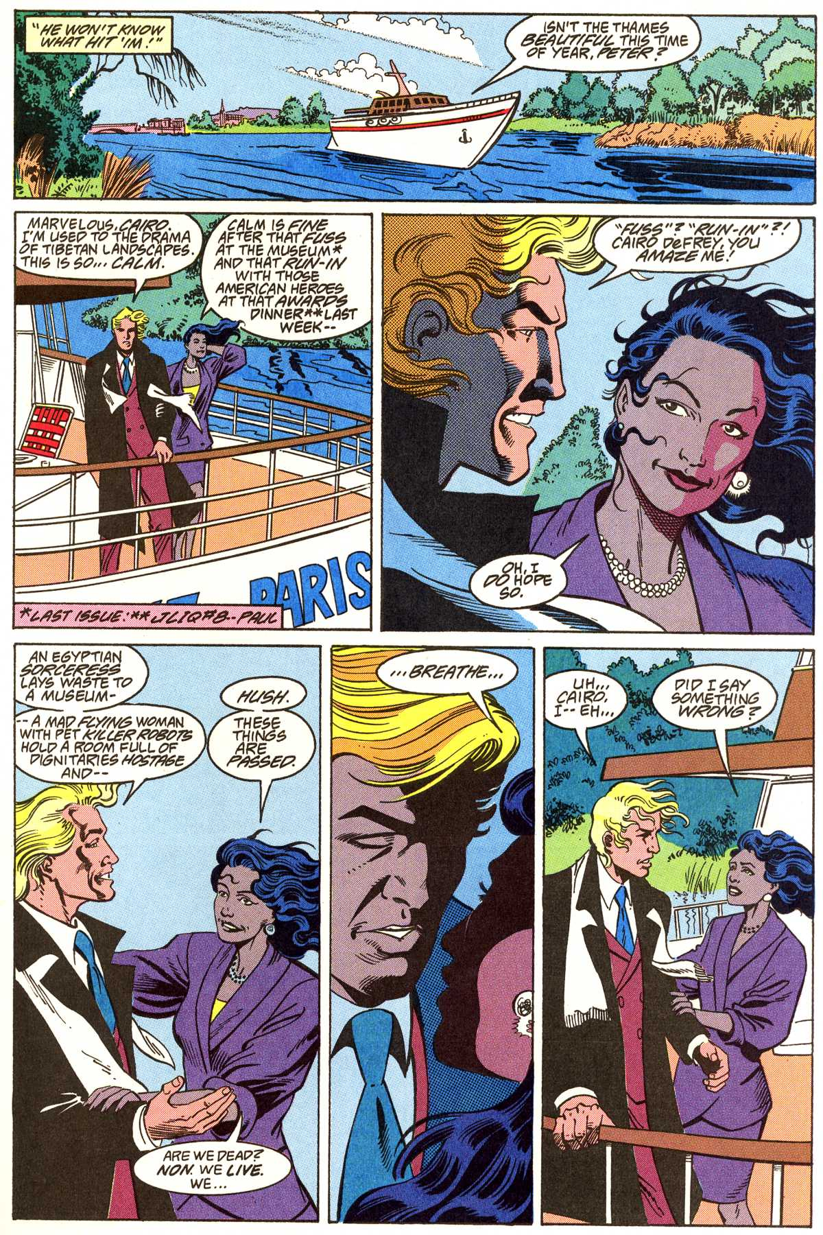 Read online Peter Cannon--Thunderbolt (1992) comic -  Issue #5 - 4