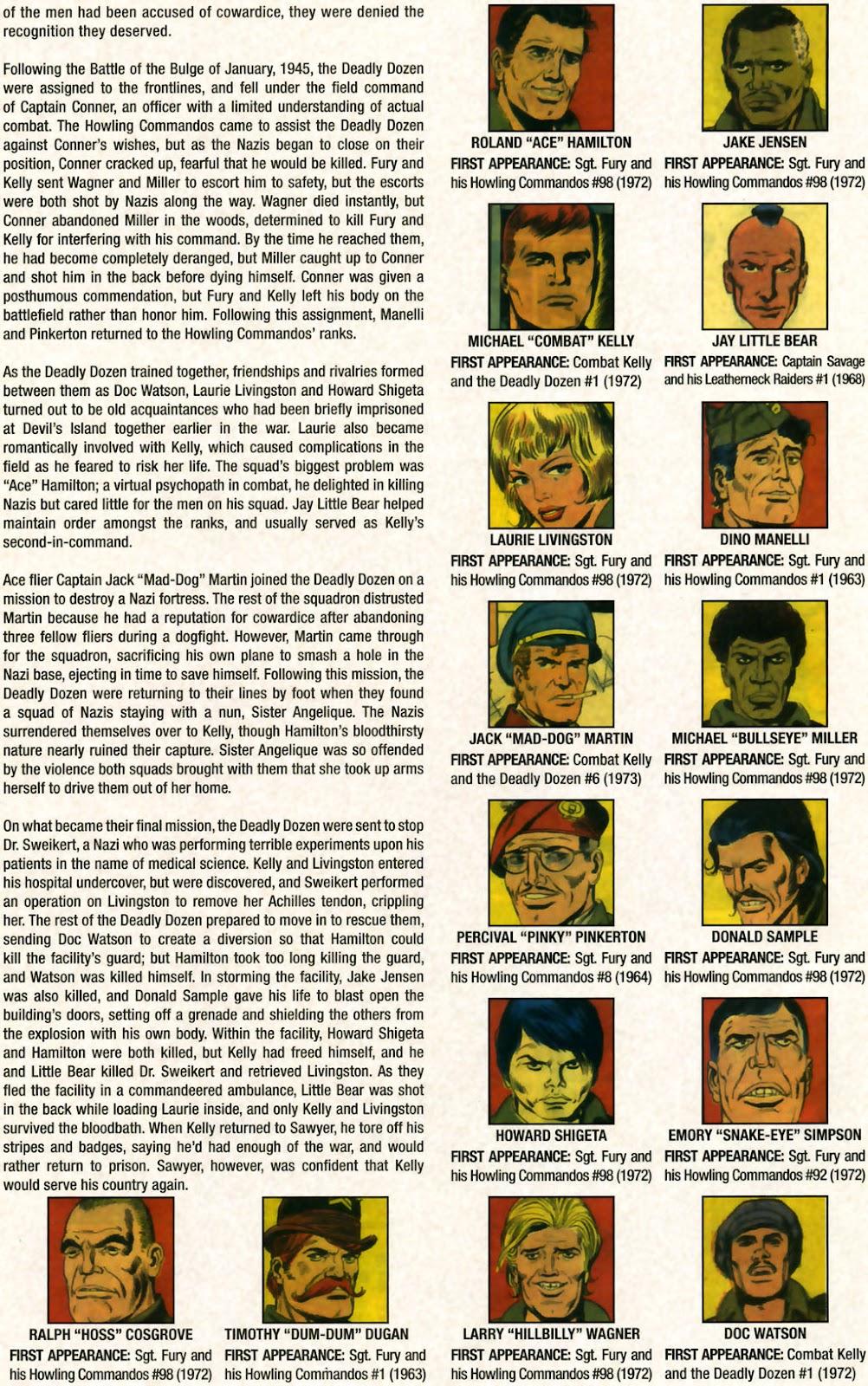 Read online Marvel Legacy: The 1970's Handbook comic -  Issue # Full - 18