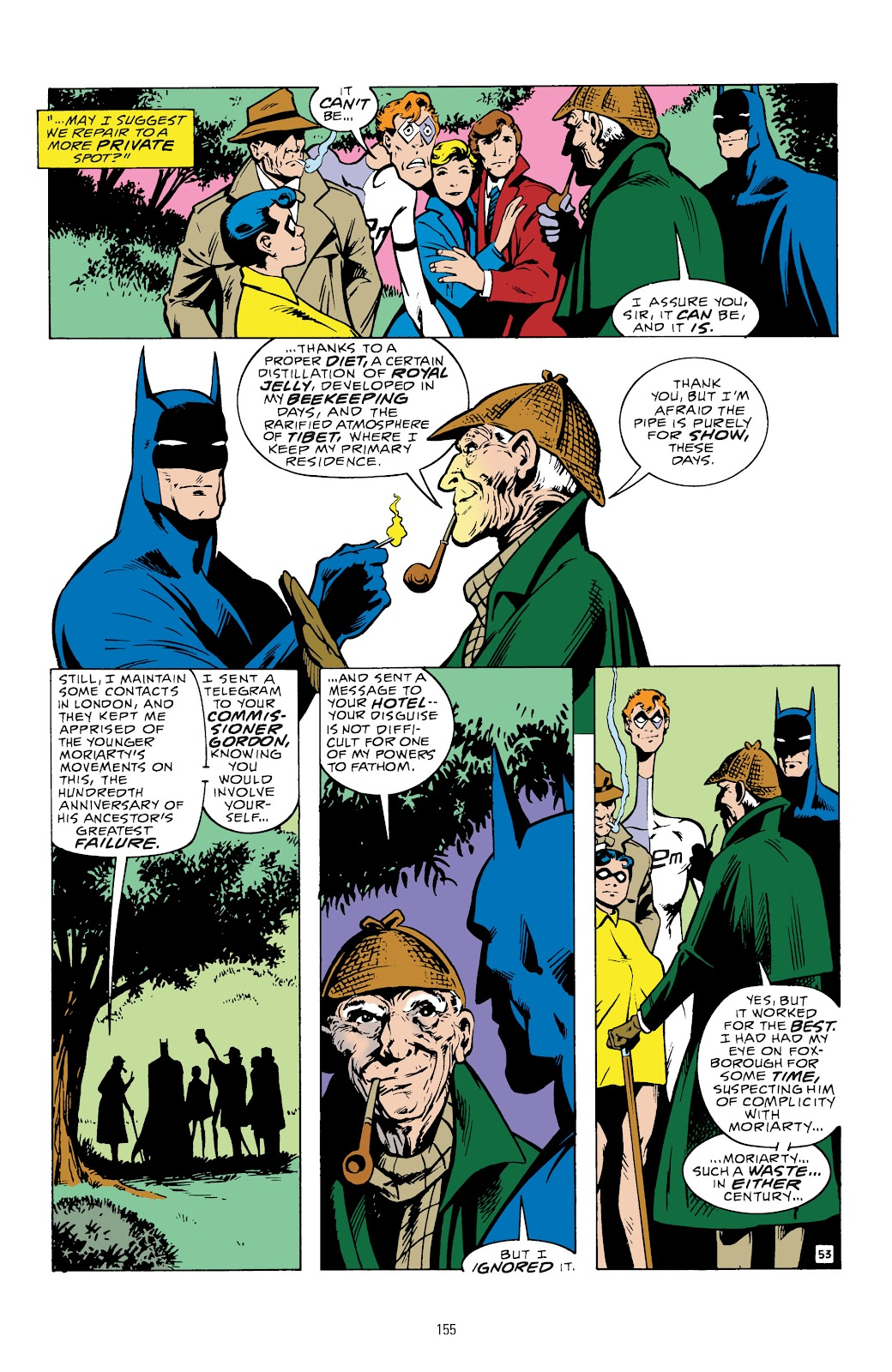 Read online Detective Comics (1937) comic -  Issue # _TPB Batman - The Dark Knight Detective 1 (Part 2) - 55