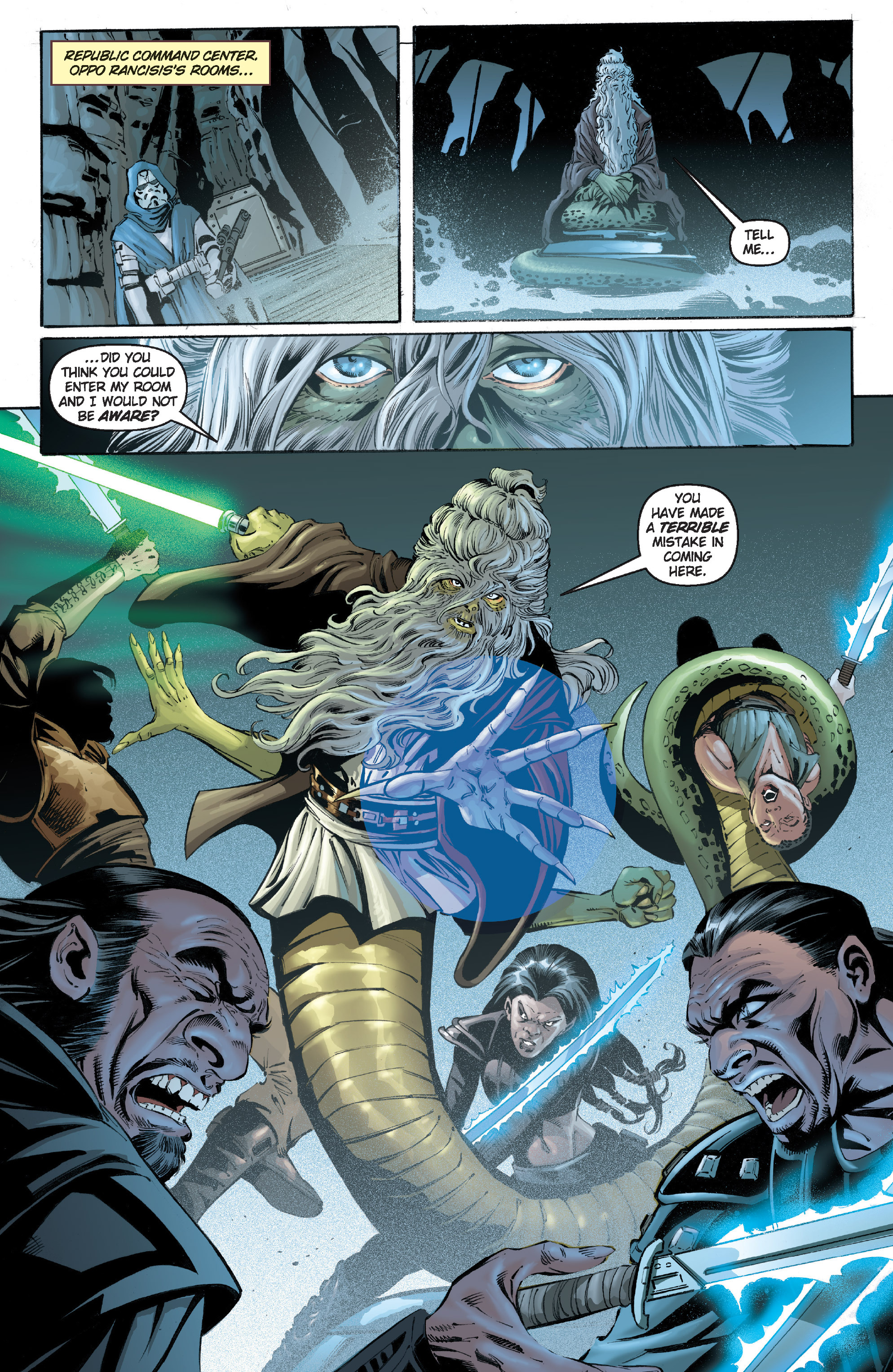 Read online Star Wars Omnibus comic -  Issue # Vol. 26 - 293