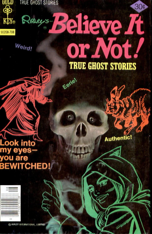 Ripleys Believe it or Not! (1965) 72 Page 1