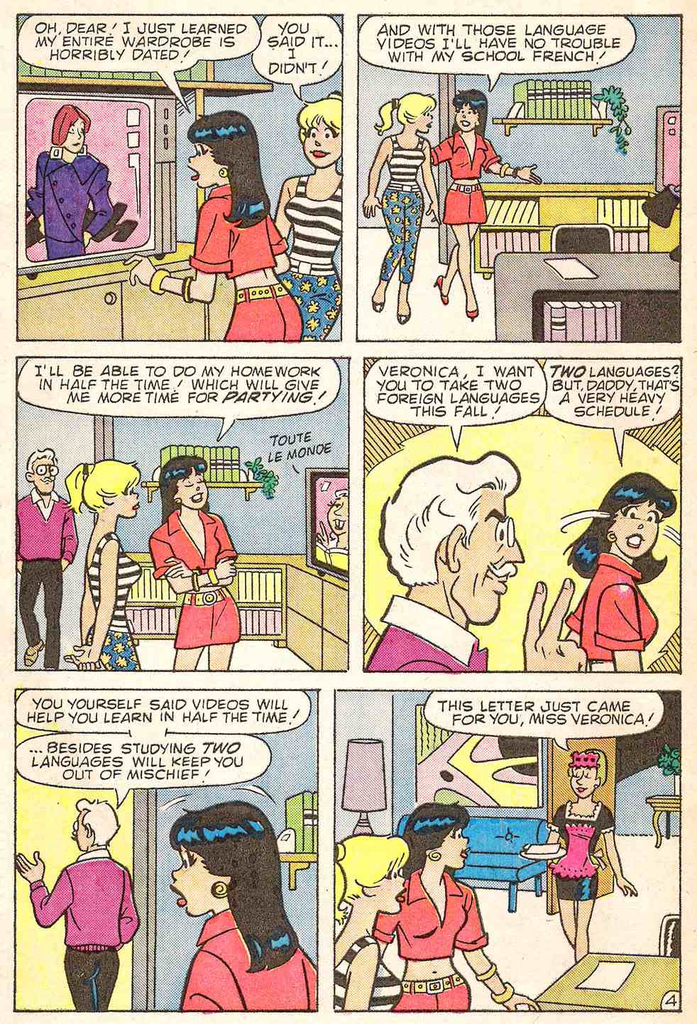 Read online Archie's Girls Betty and Veronica comic -  Issue #344 - 32