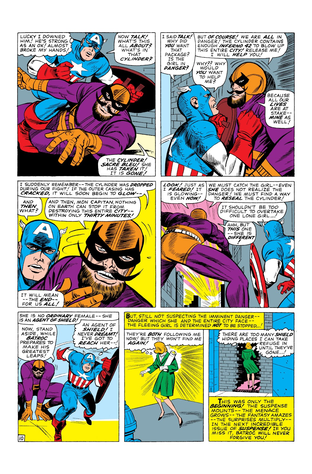 Read online Marvel Masterworks: The Invincible Iron Man comic -  Issue # TPB 3 (Part 3) - 32