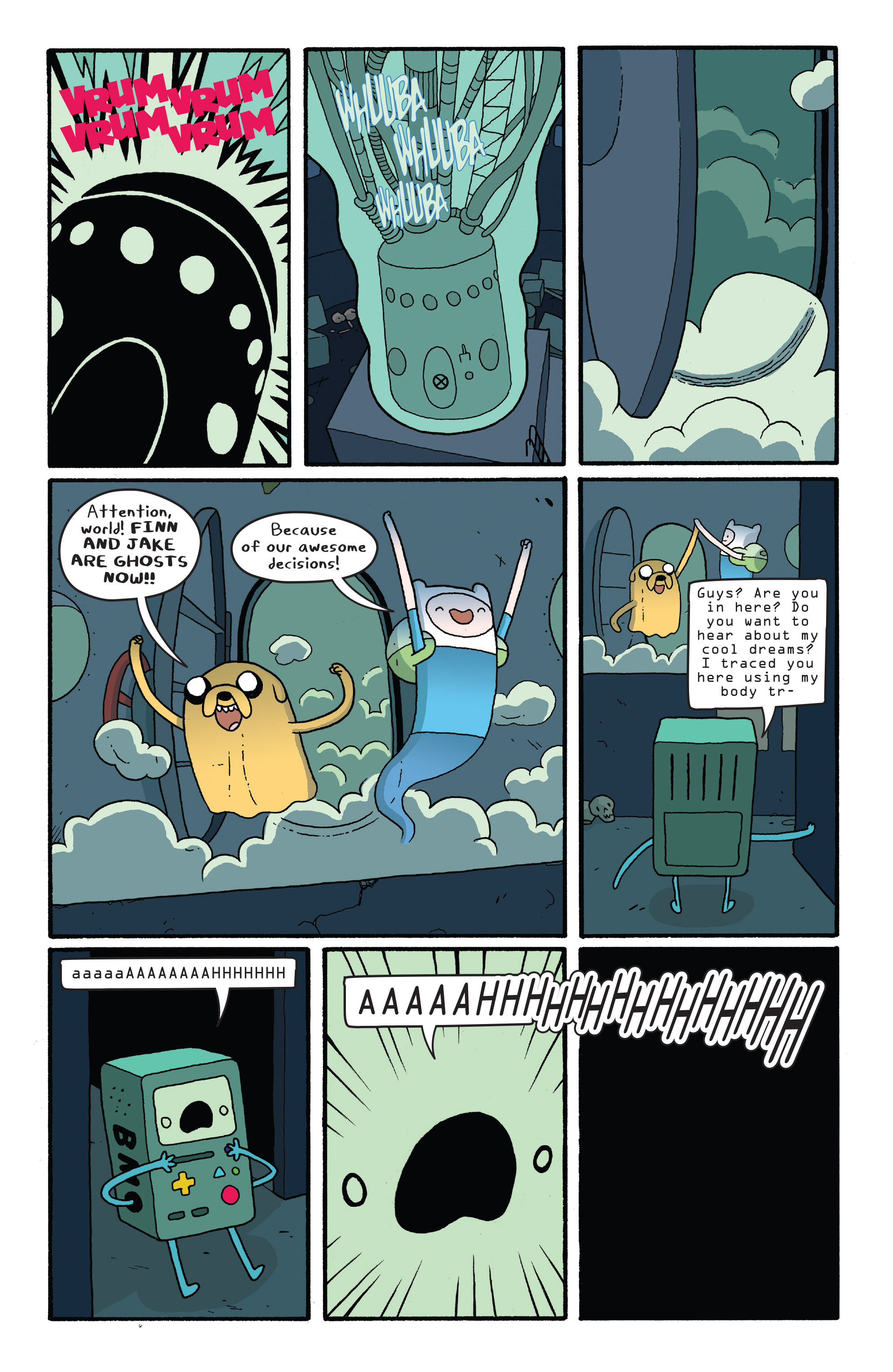 Read online Adventure Time comic -  Issue #Adventure Time _TPB 6 - 50