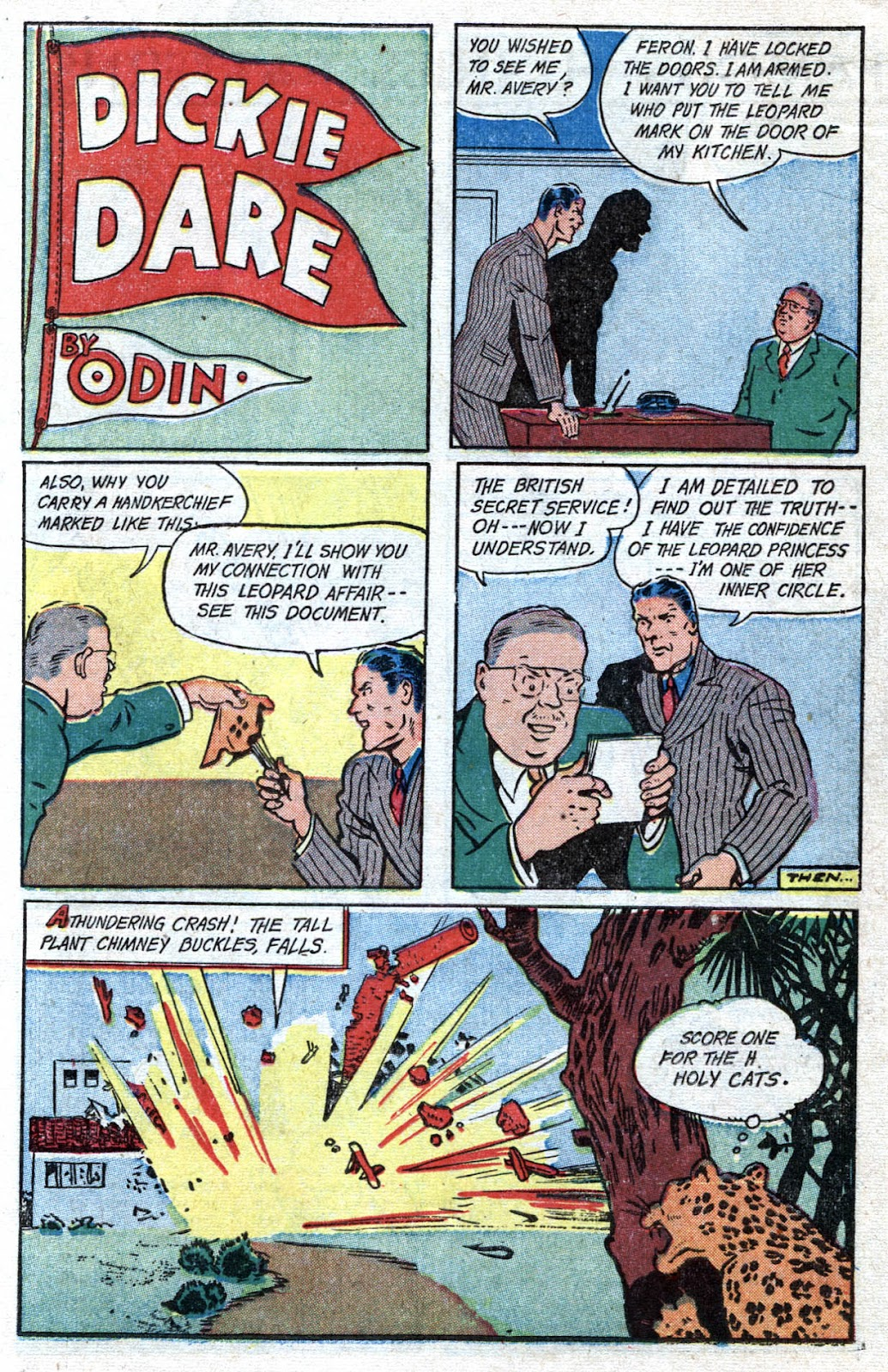 Read online Famous Funnies comic -  Issue #173 - 19