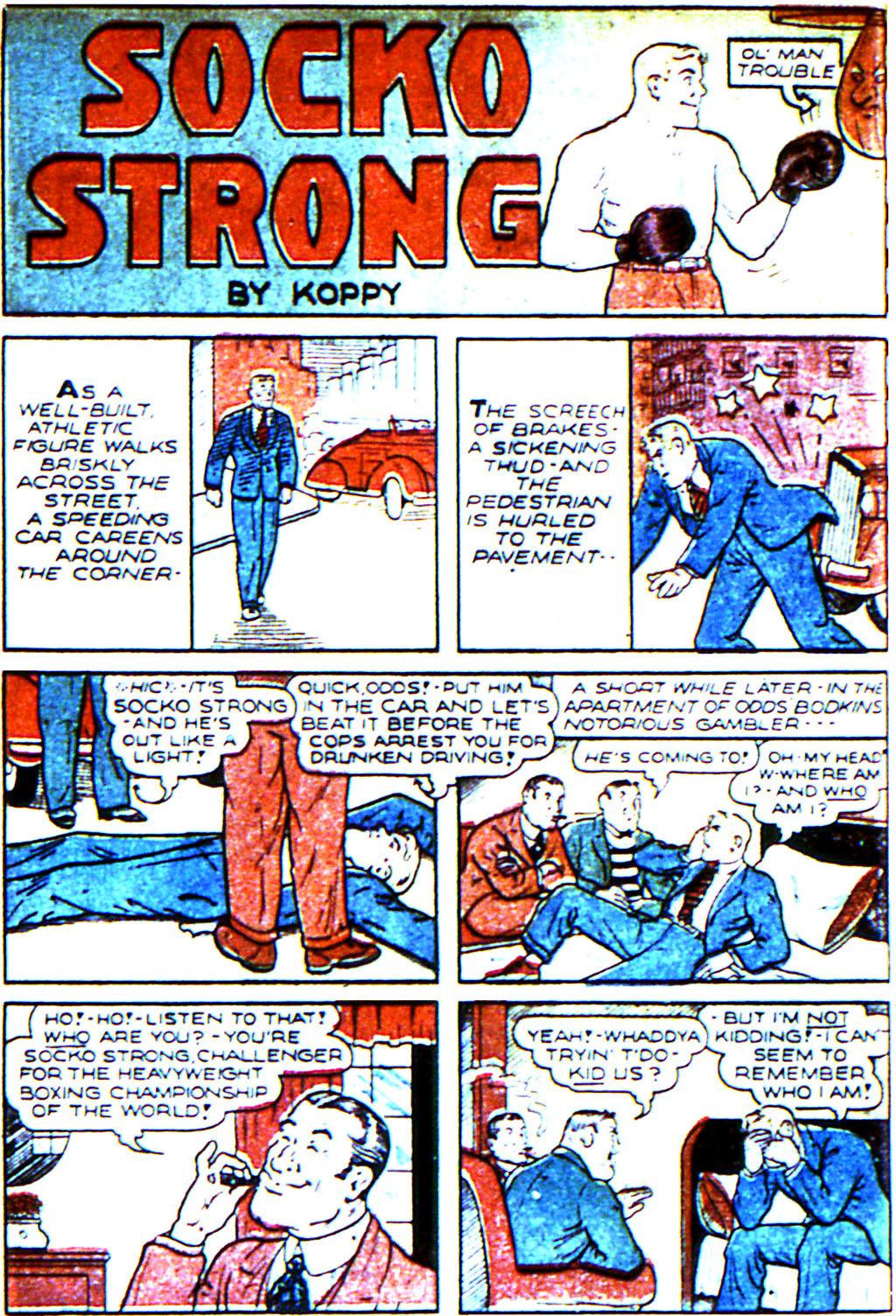 Read online Adventure Comics (1938) comic -  Issue #45 - 28