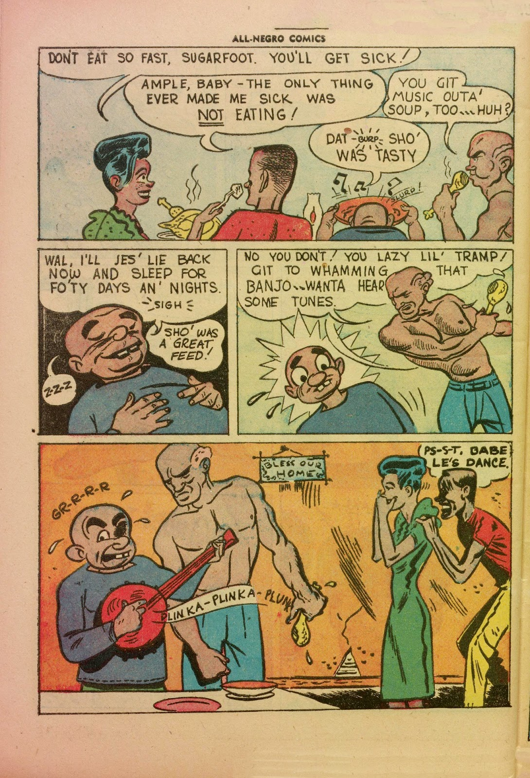 All-Negro Comics issue Full - Page 47