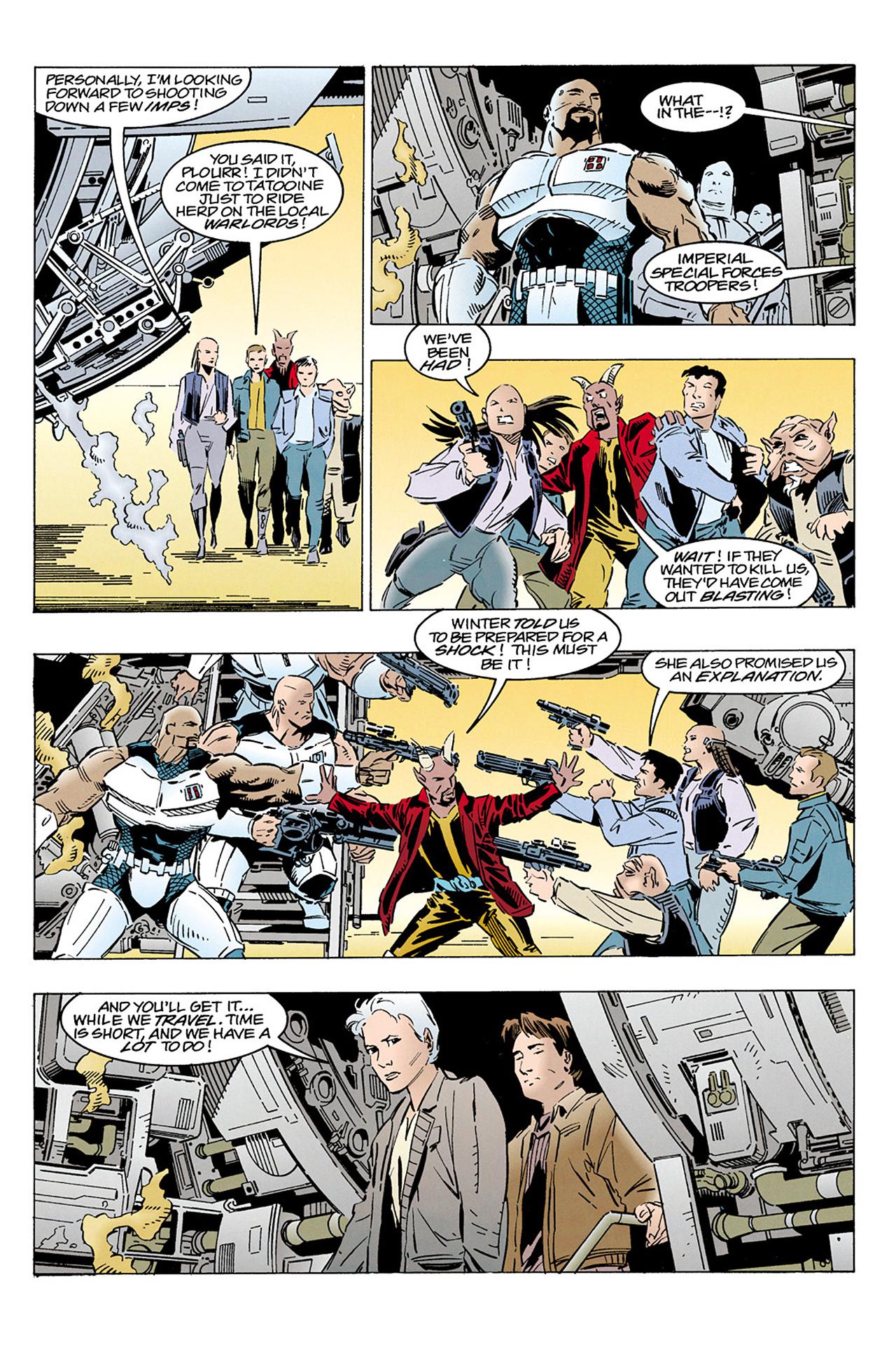 Read online Star Wars Omnibus comic -  Issue # Vol. 2 - 97