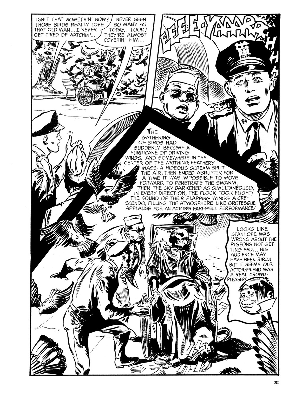 Read online Eerie Archives comic -  Issue # TPB 2 - 286