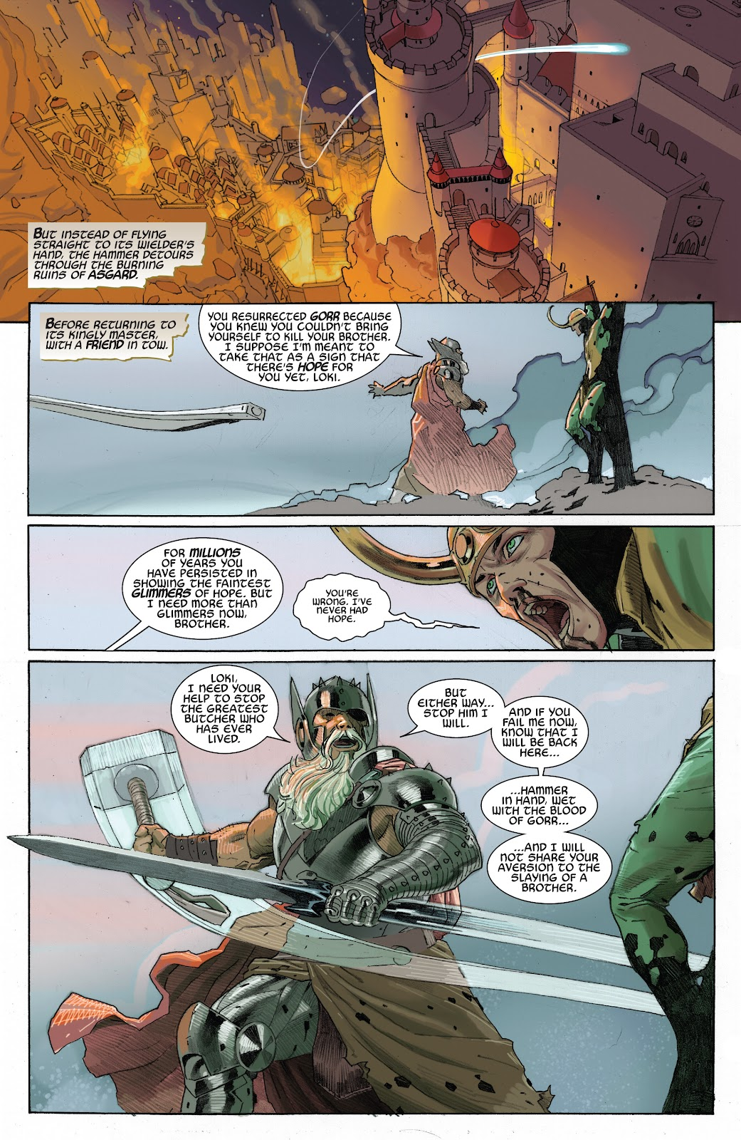 Read online King Thor comic -  Issue #2 - 8