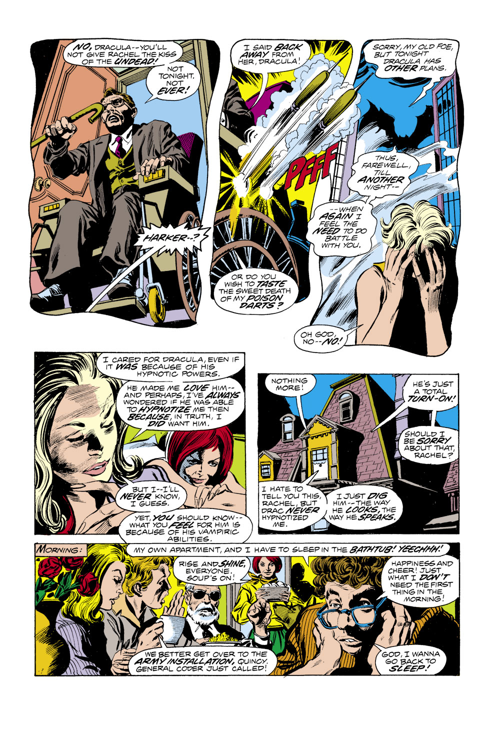 Tomb of Dracula (1972) issue 40 - Page 7
