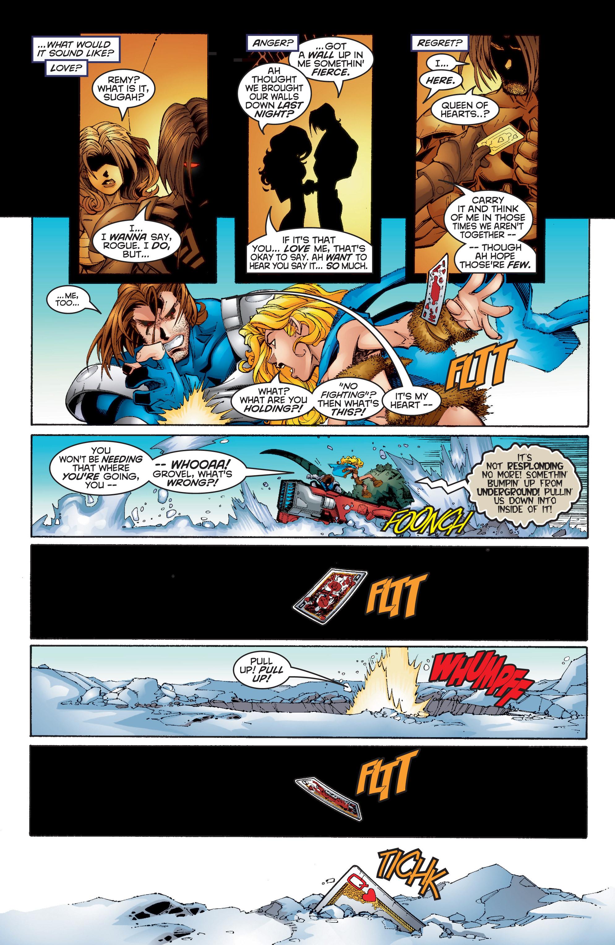 Read online Uncanny X-Men (1963) comic -  Issue #350 - 8