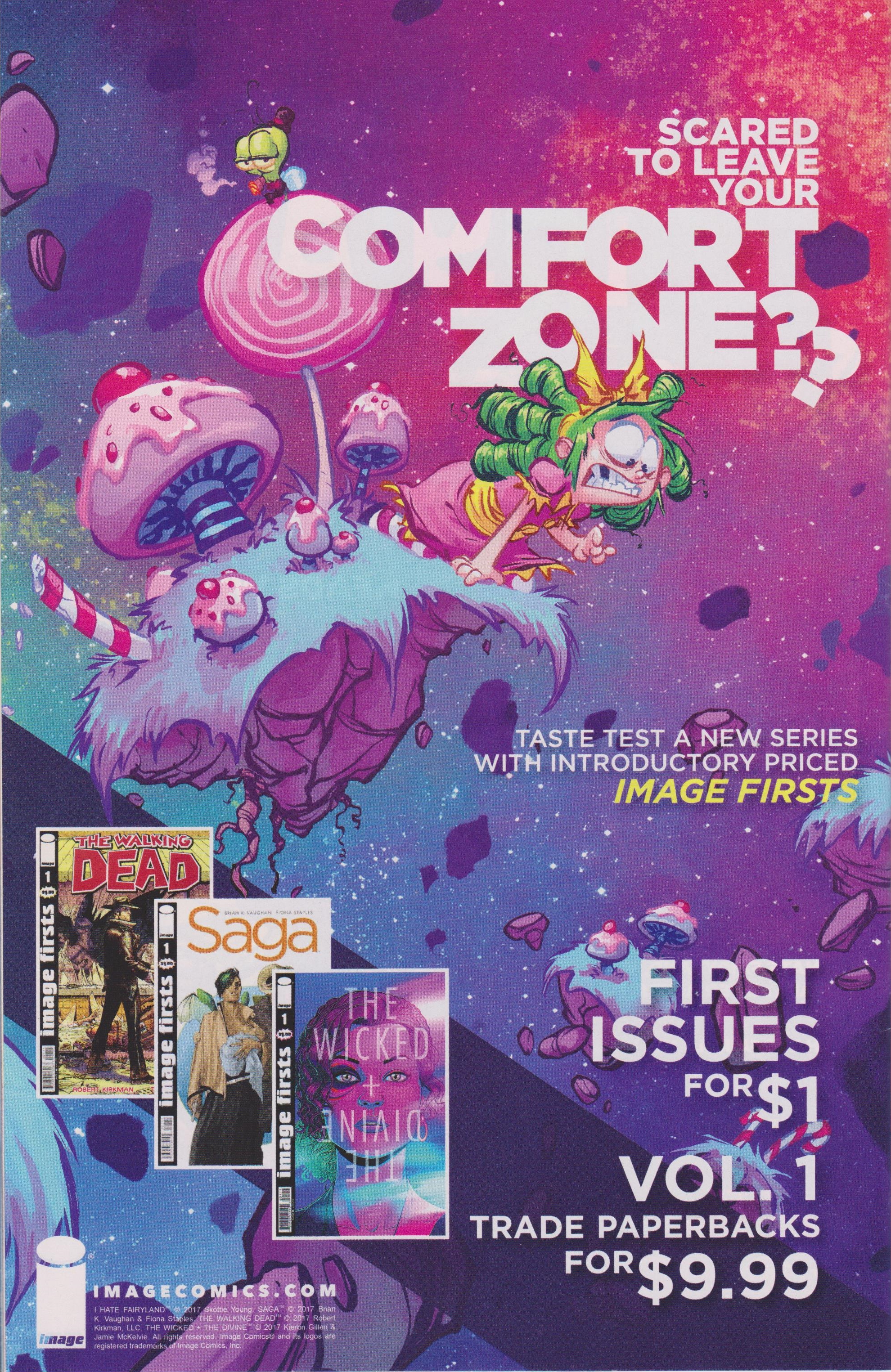 Read online Free Comic Book Day 2017 comic -  Issue # I Hate Image - 30