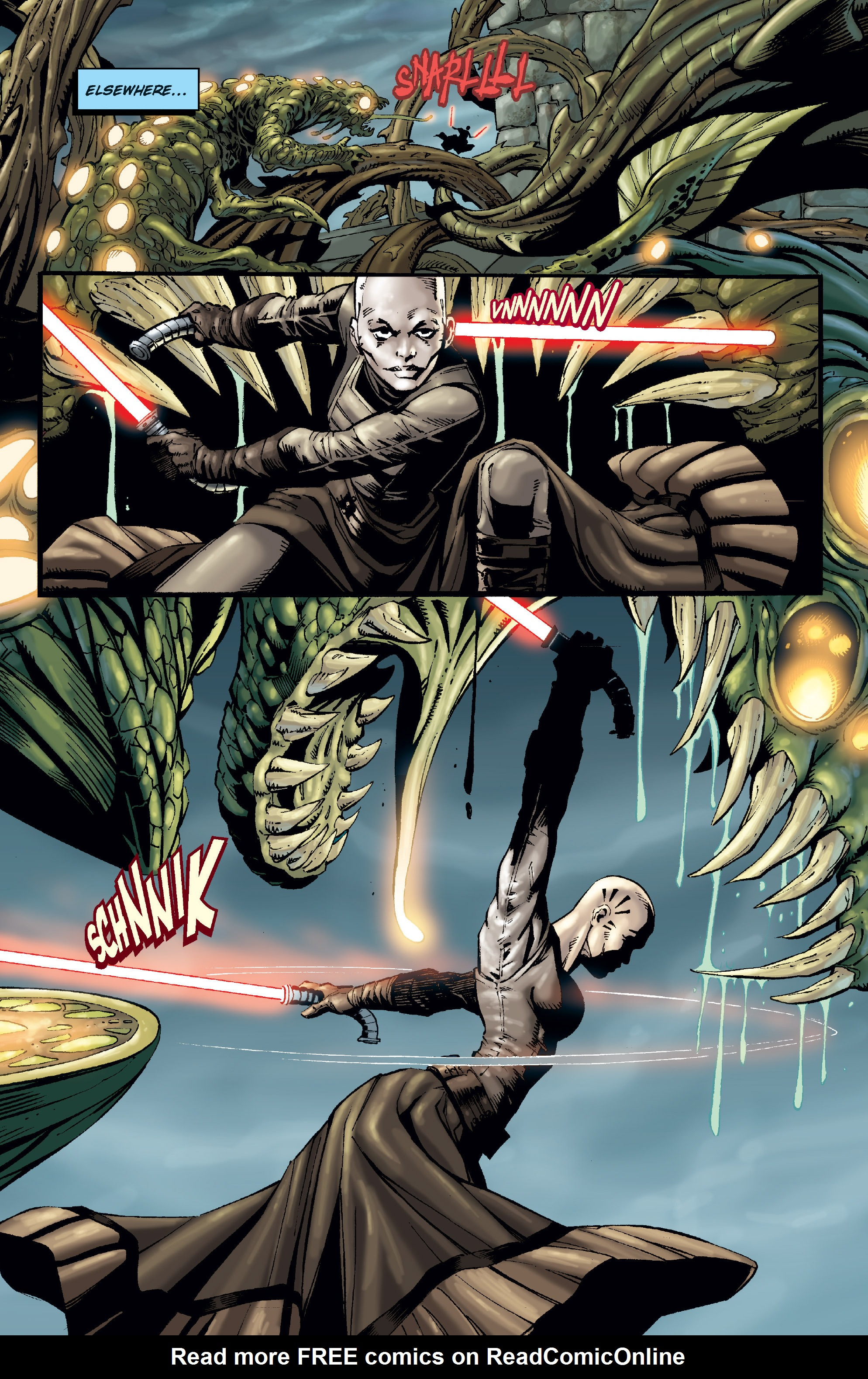Read online Star Wars Omnibus comic -  Issue # Vol. 24 - 91