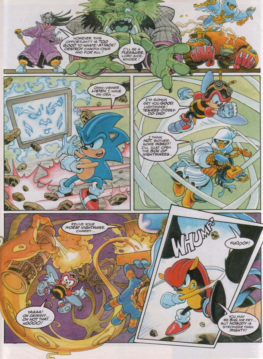 Read online Sonic the Comic comic -  Issue #86 - 4