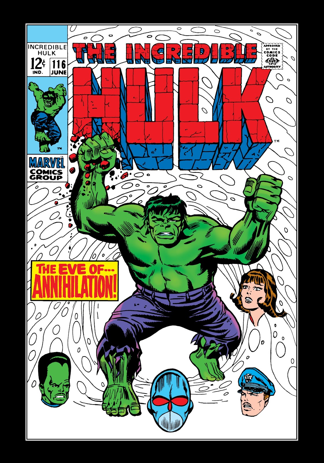 Read online Marvel Masterworks: The Incredible Hulk comic -  Issue # TPB 5 (Part 2) - 11