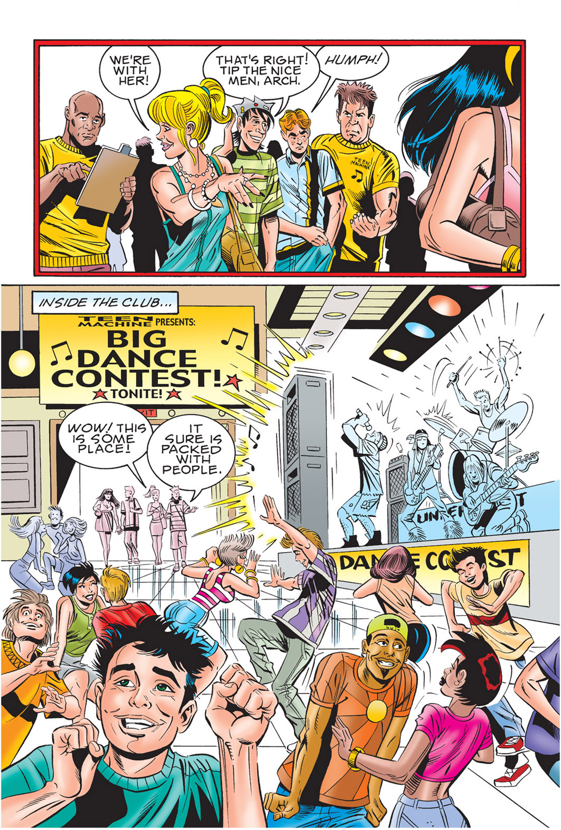 Read online Archie's New Look Series comic -  Issue #3 - 88