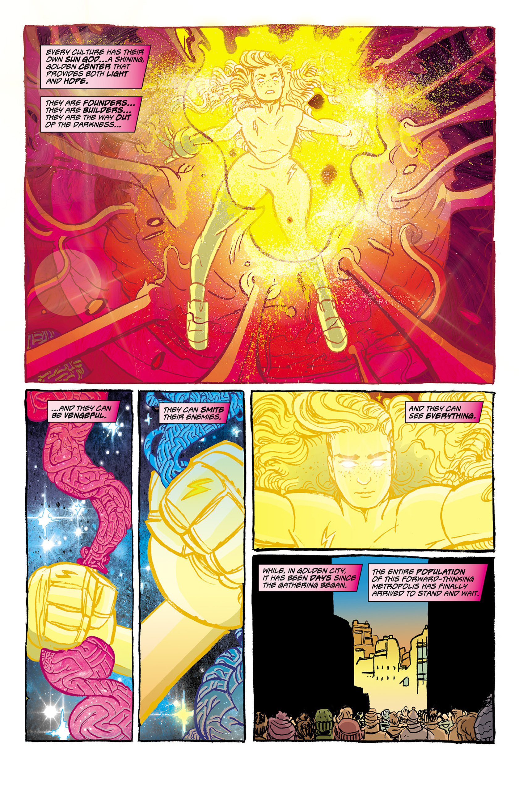 Read online Catalyst Comix comic -  Issue #9 - 30