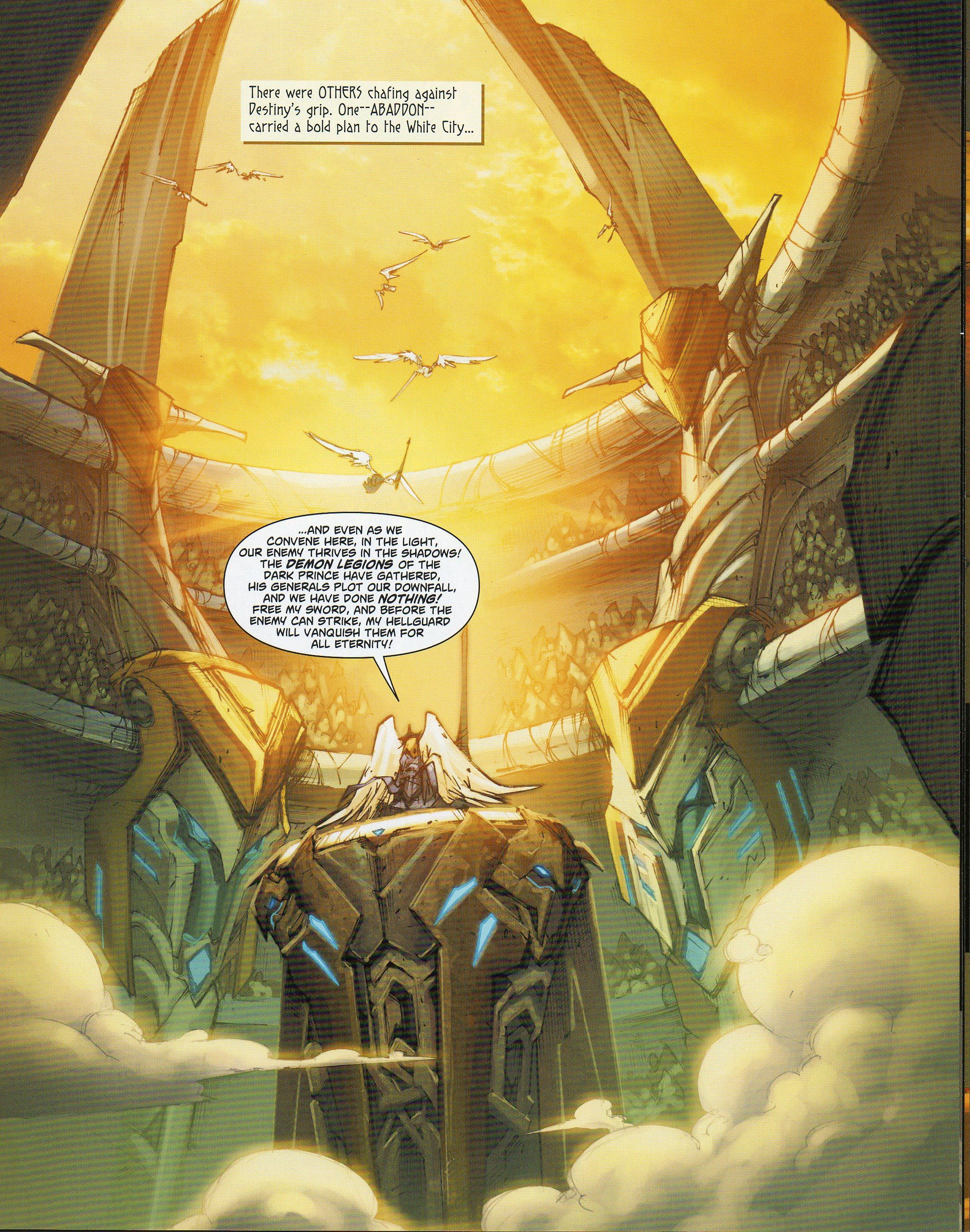 Read online Darksiders comic -  Issue # Full - 13