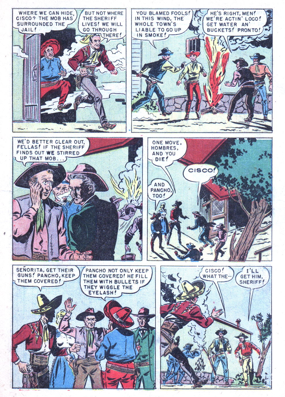 Four Color Comics issue 292 - Page 33
